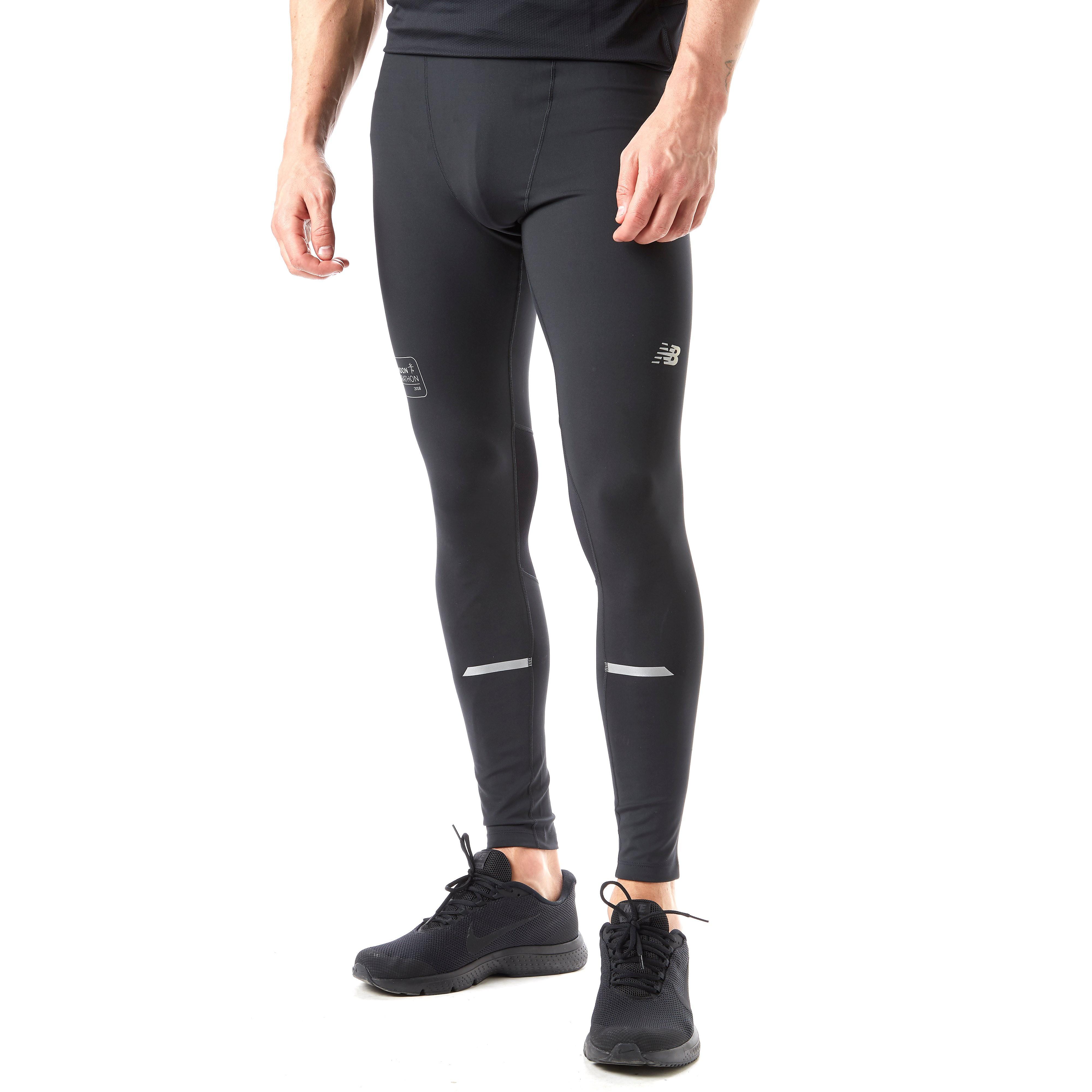 New Balance London Marathon Edition Impact Men's Running Tights