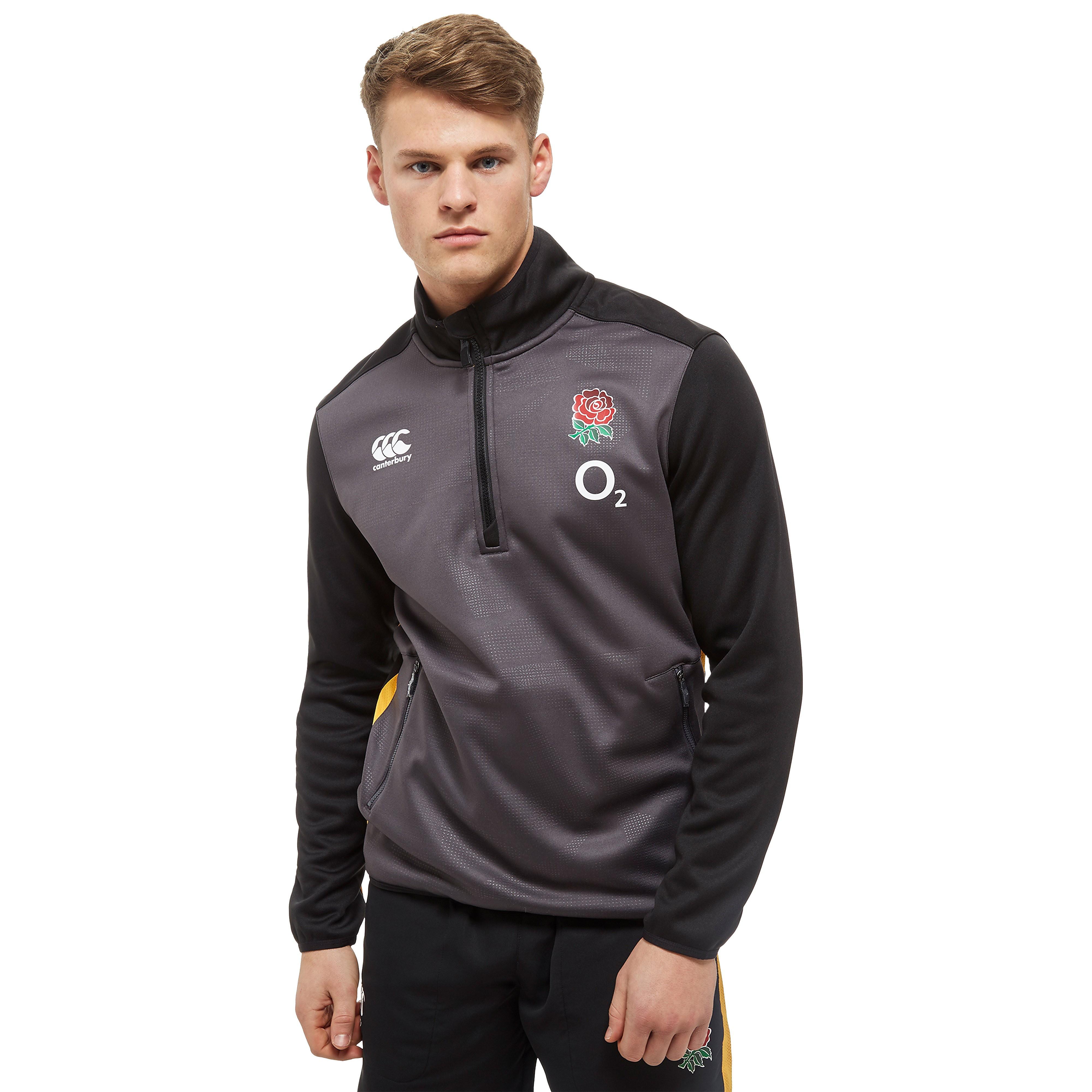 Canterbury England RFU Thermal Layer Men's Fleece Top