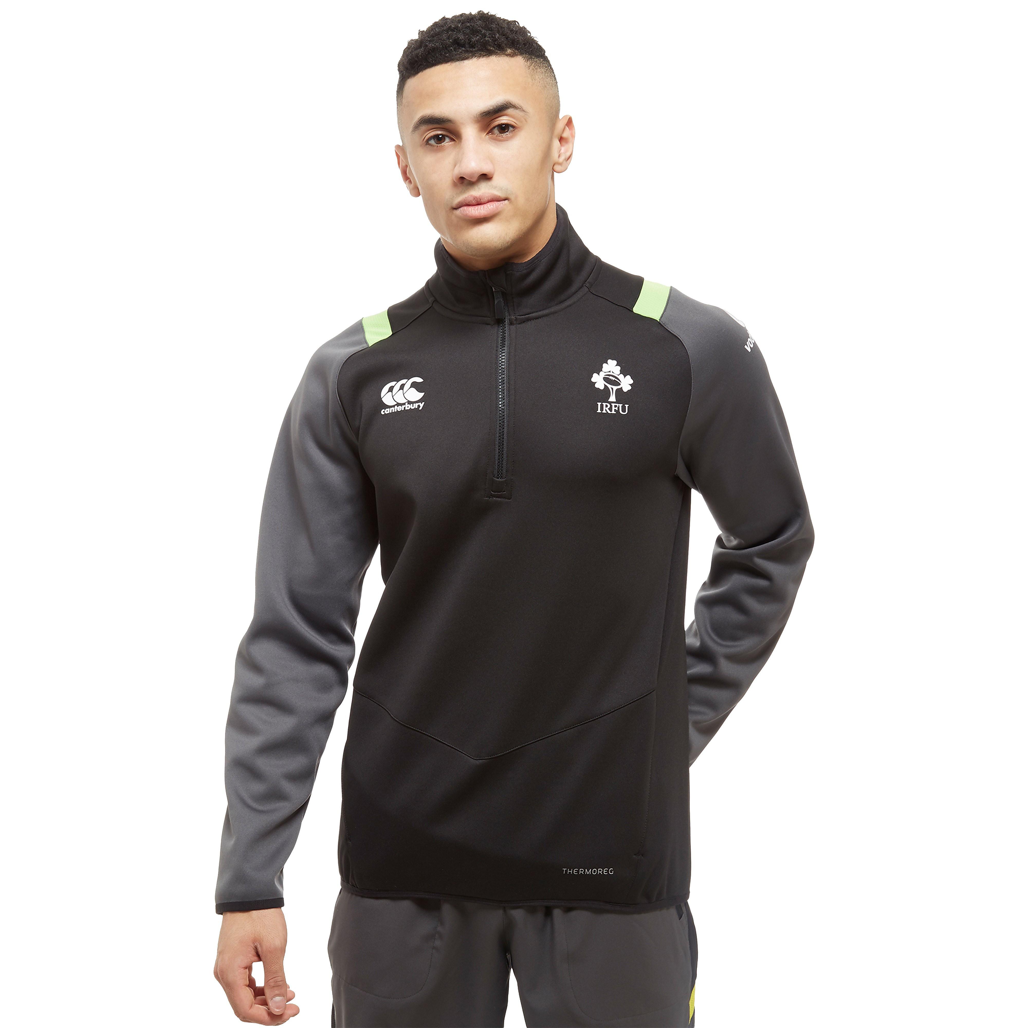 Canterbury Ireland RFU 1/2 Zip Men's Sweatshirt