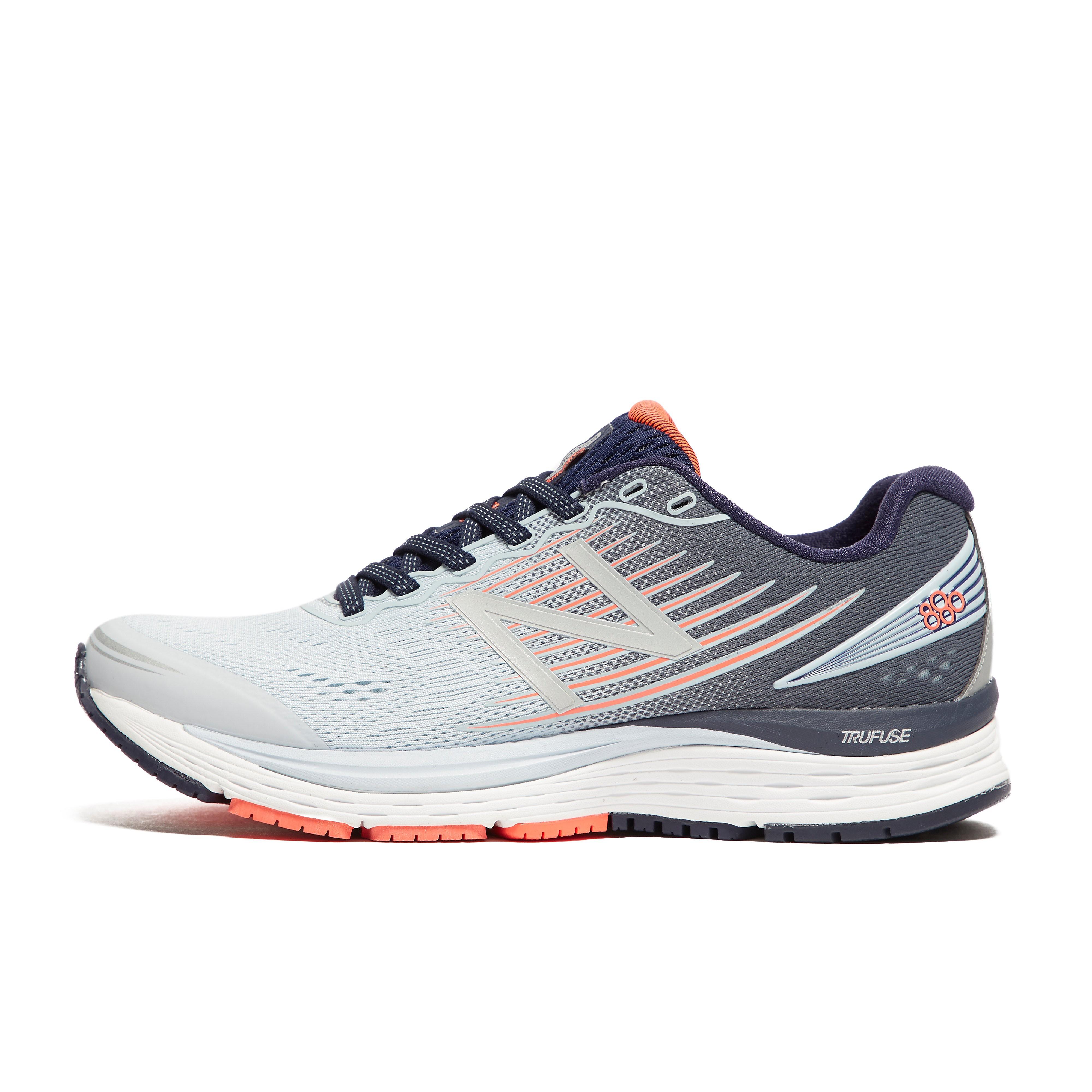 Womens Blue New Balance 880v7 Running Shoes