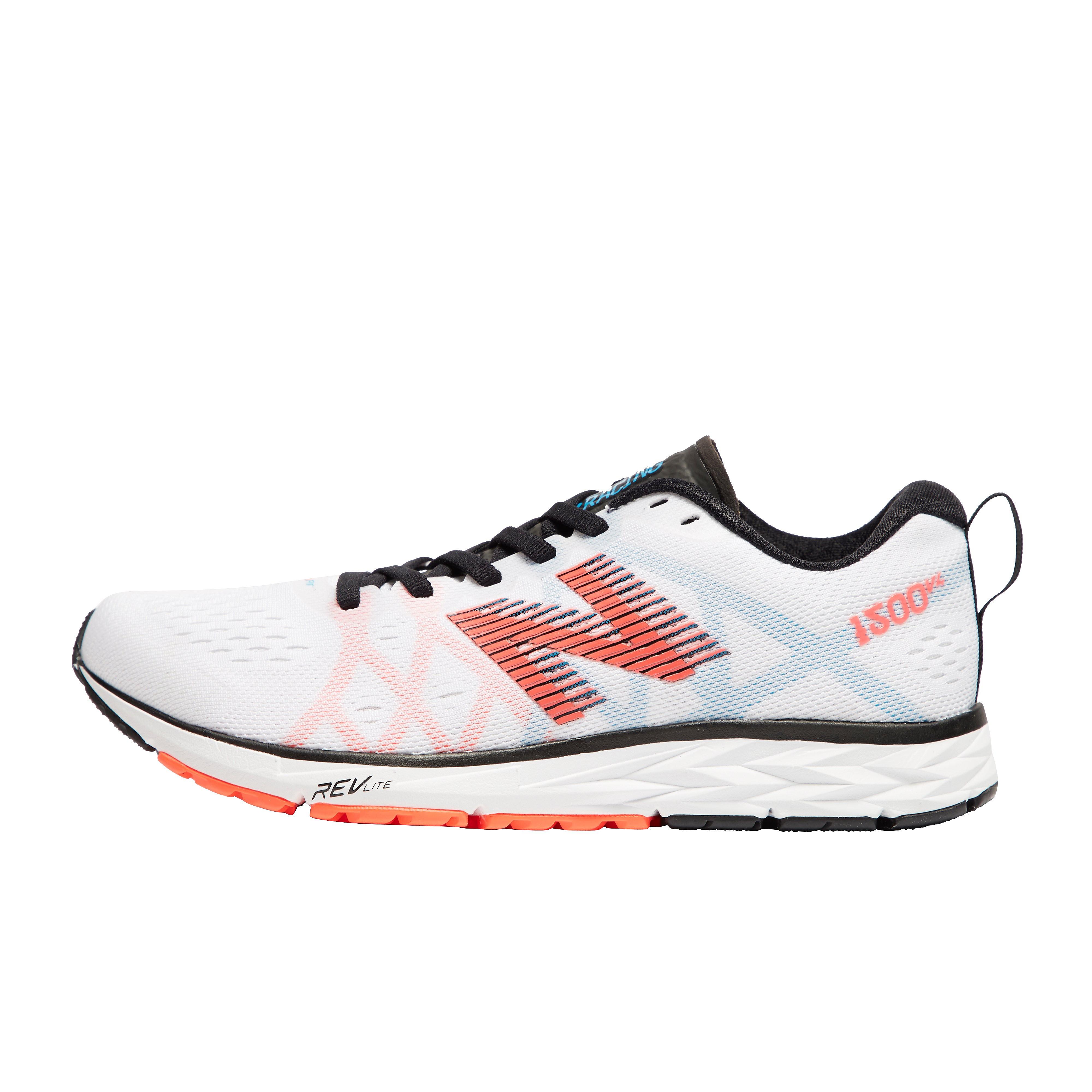 Women's New Balance 1500v4 Running Shoes - White, White
