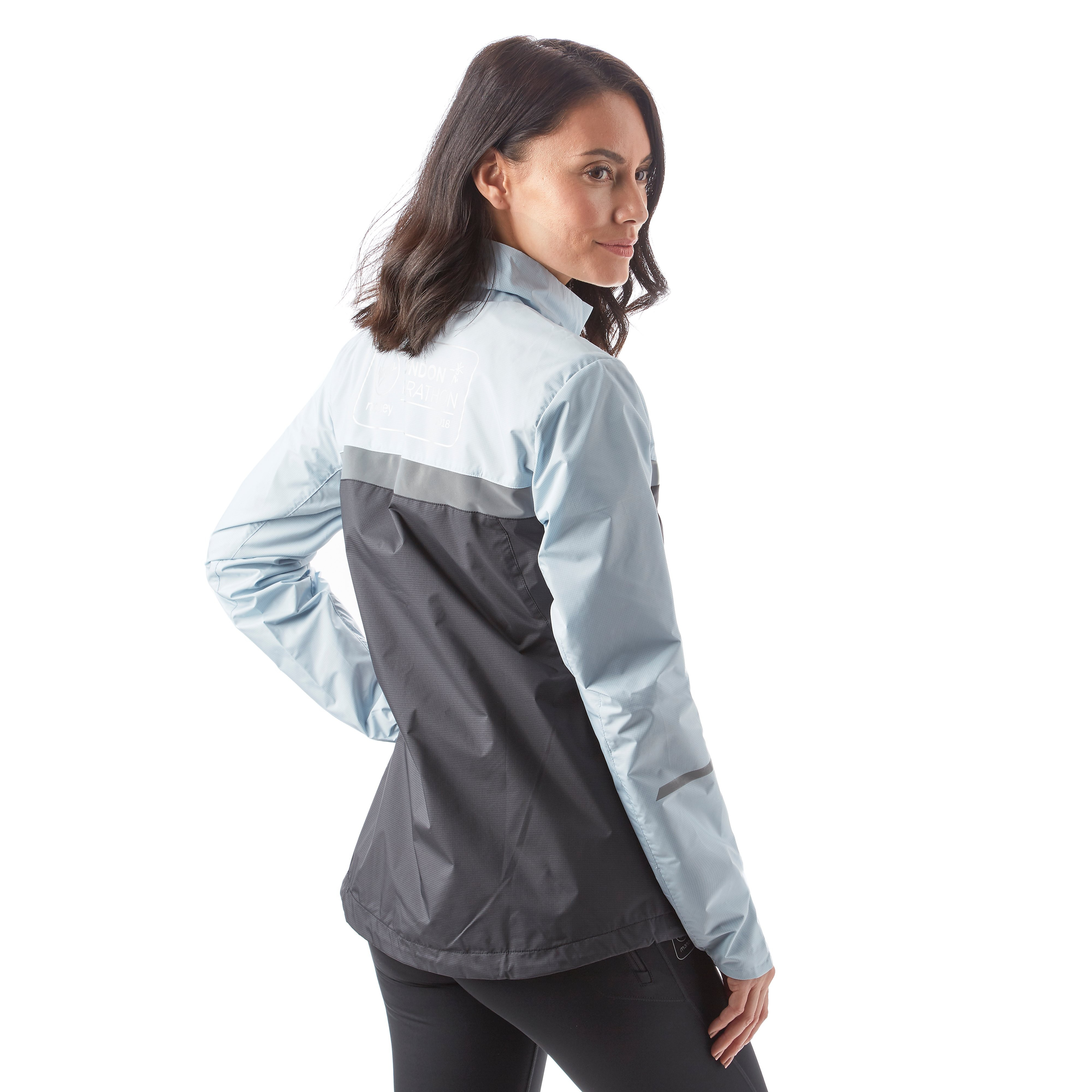 New Balance London Marathon Edition Windcheater Women's Running Jacket