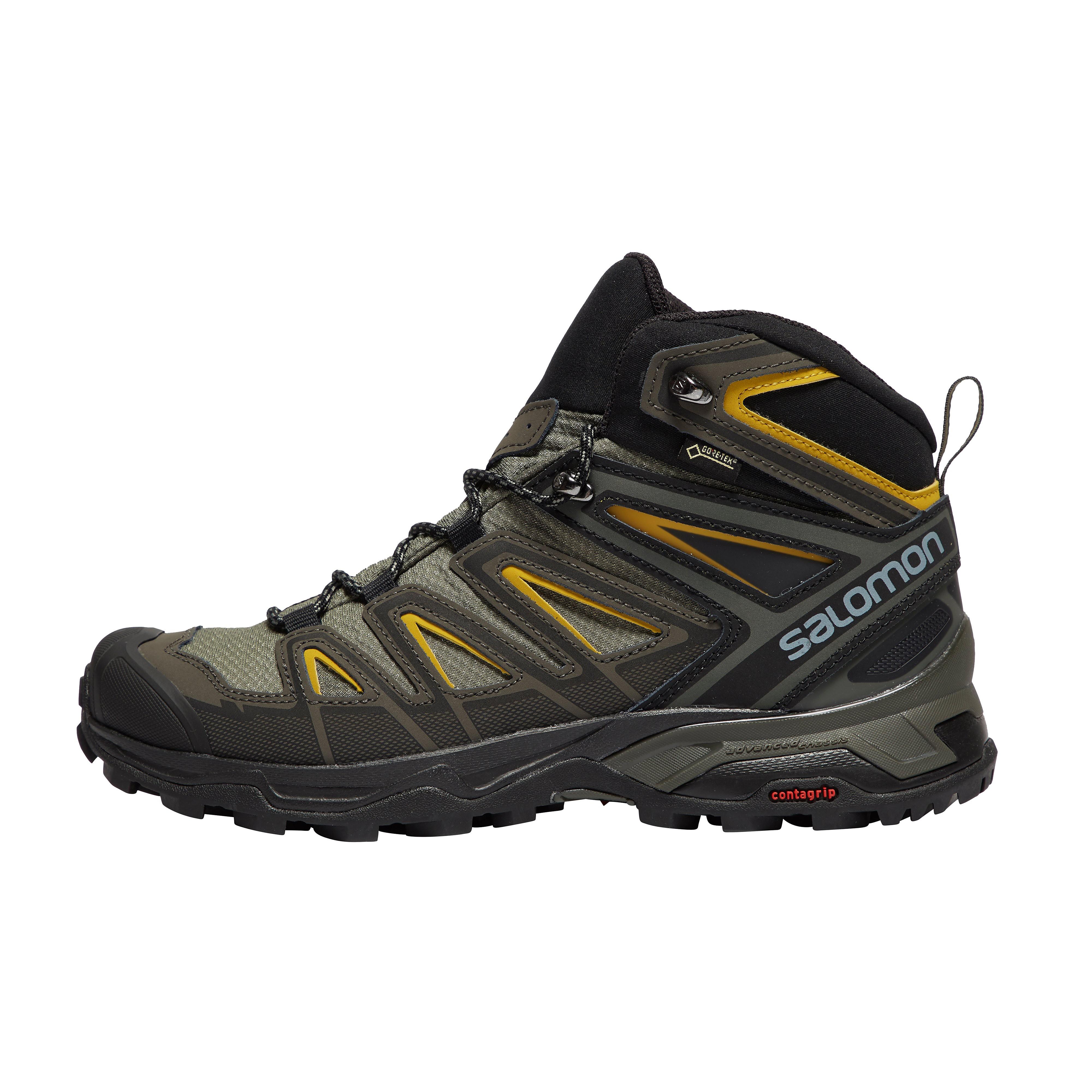 Salomon X ULTRA 3 Mid GTX Men's Hiking Shoes