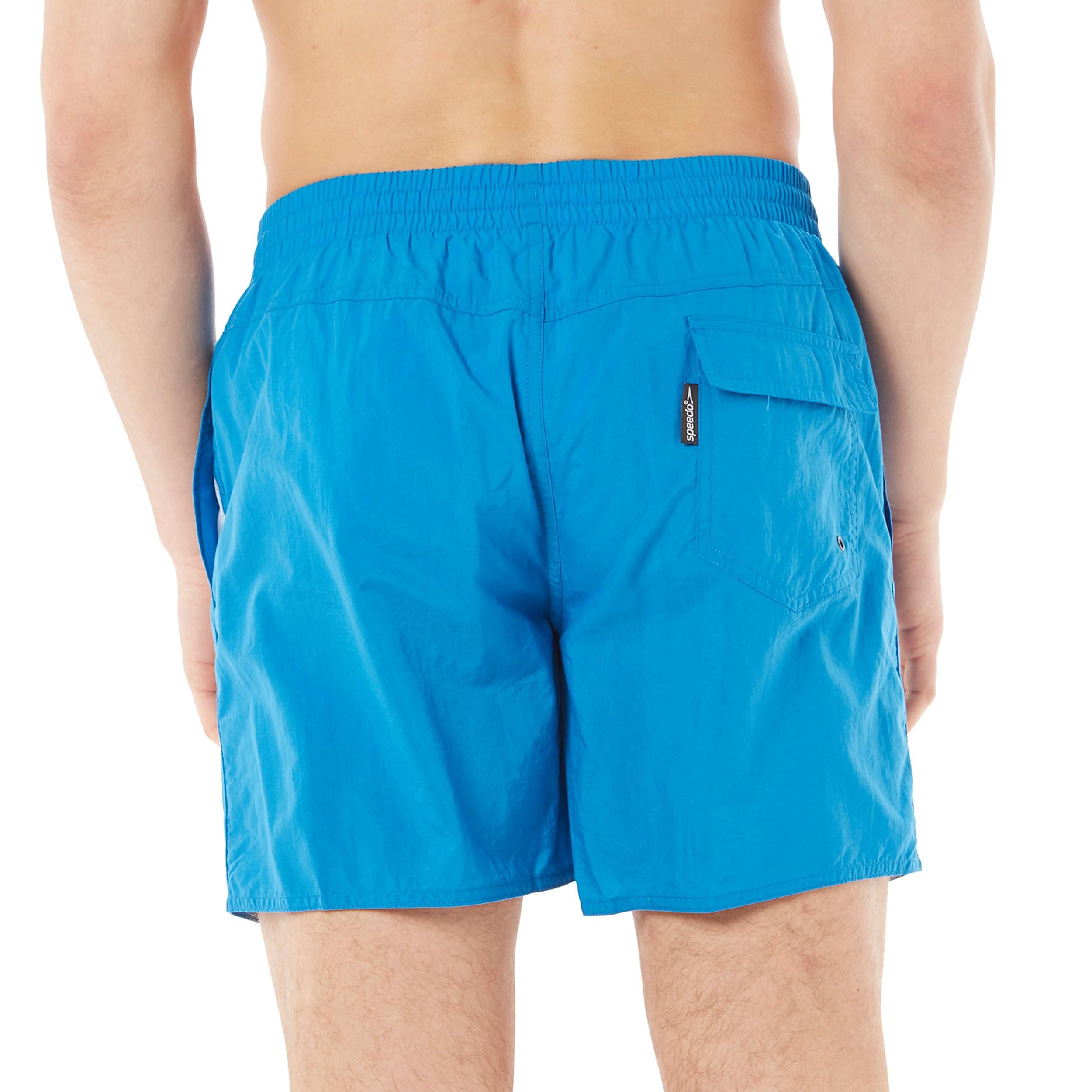 Speedo Solid Leisure Men's Swimshorts