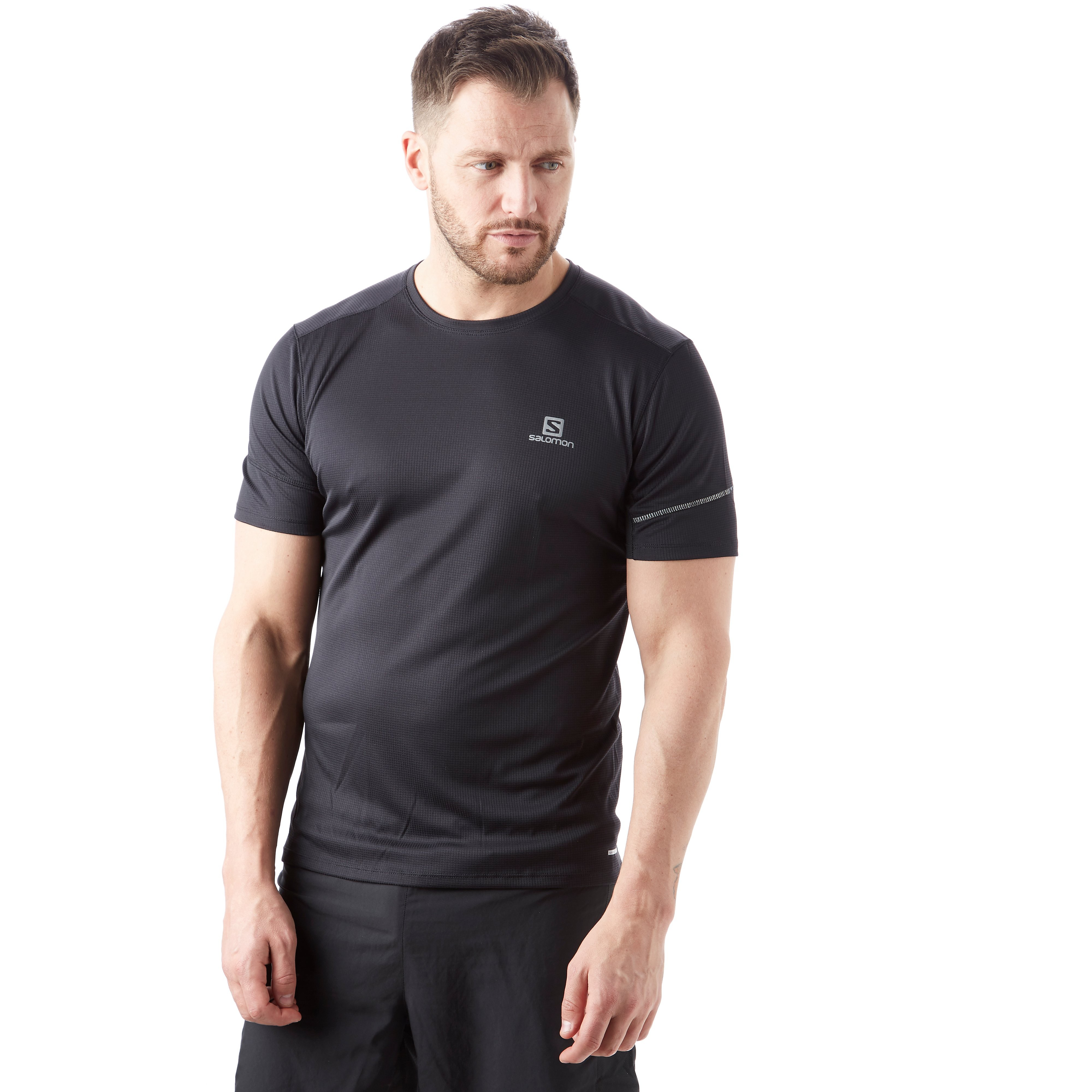 Salomon Agile Short Sleeve Men's trail Running T-Shirt