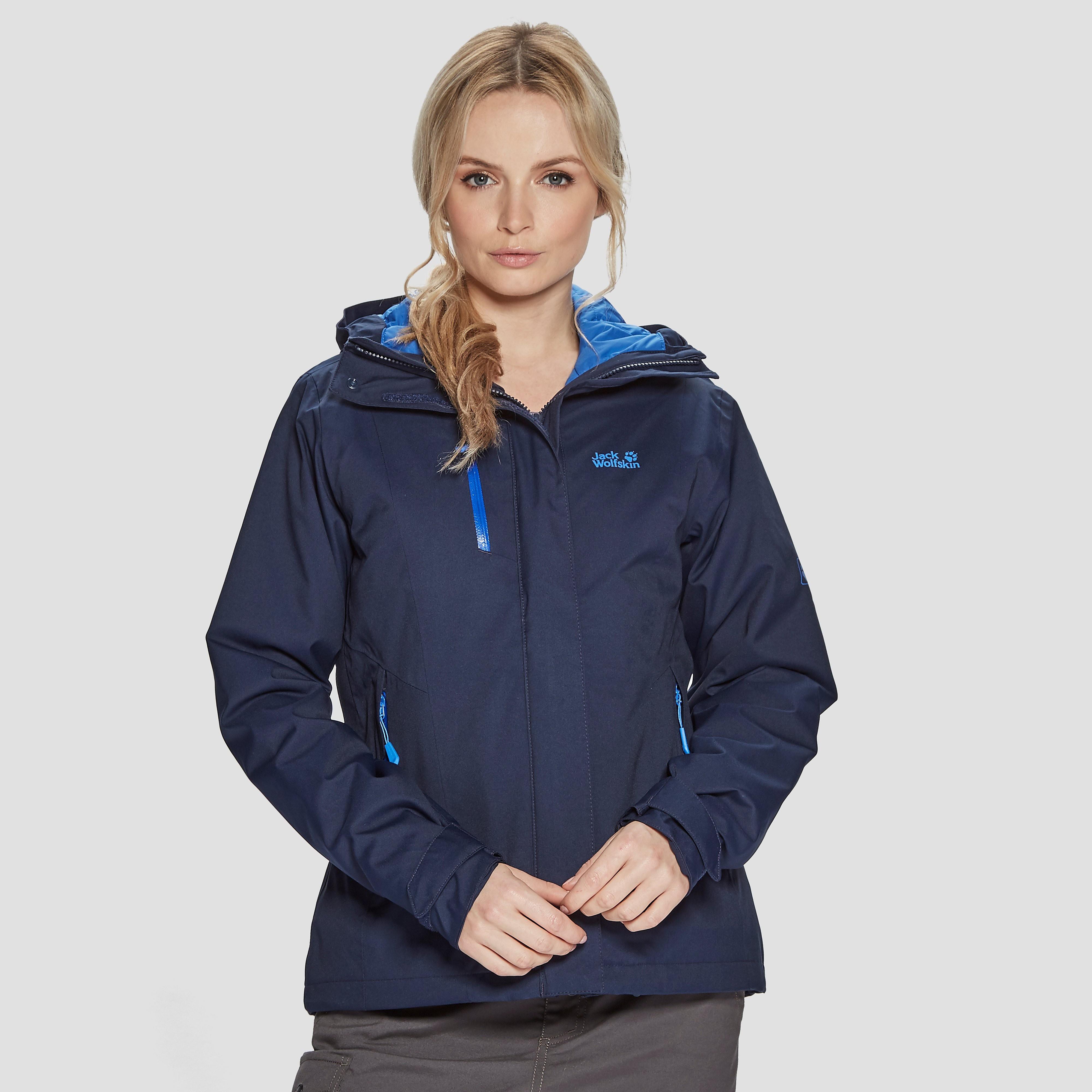 Jack Wolfskin Women's Troposphere Down Fibre O2+ Jacket