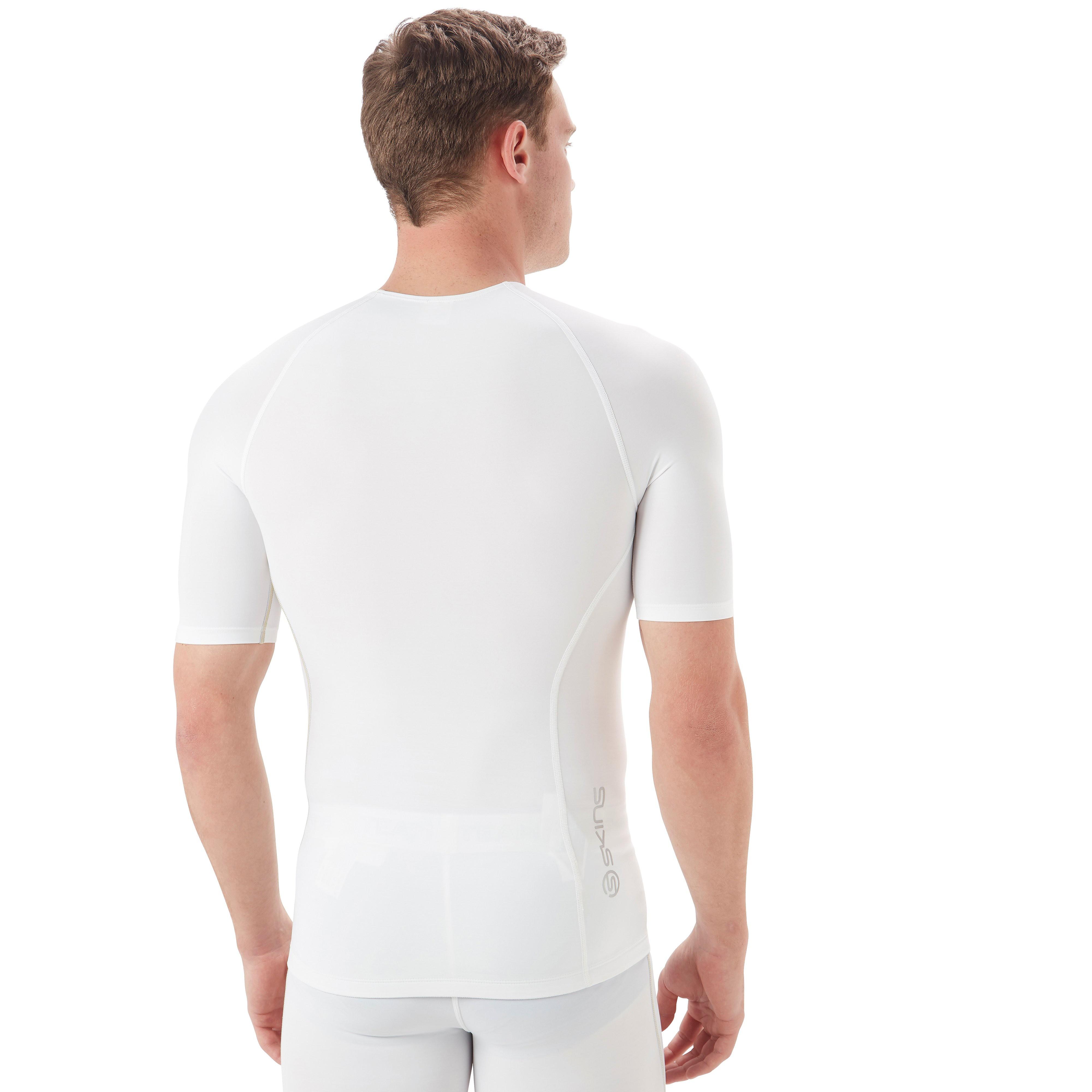 Skins DNAmic Team Short Sleeve Base Layer Men's Training Top