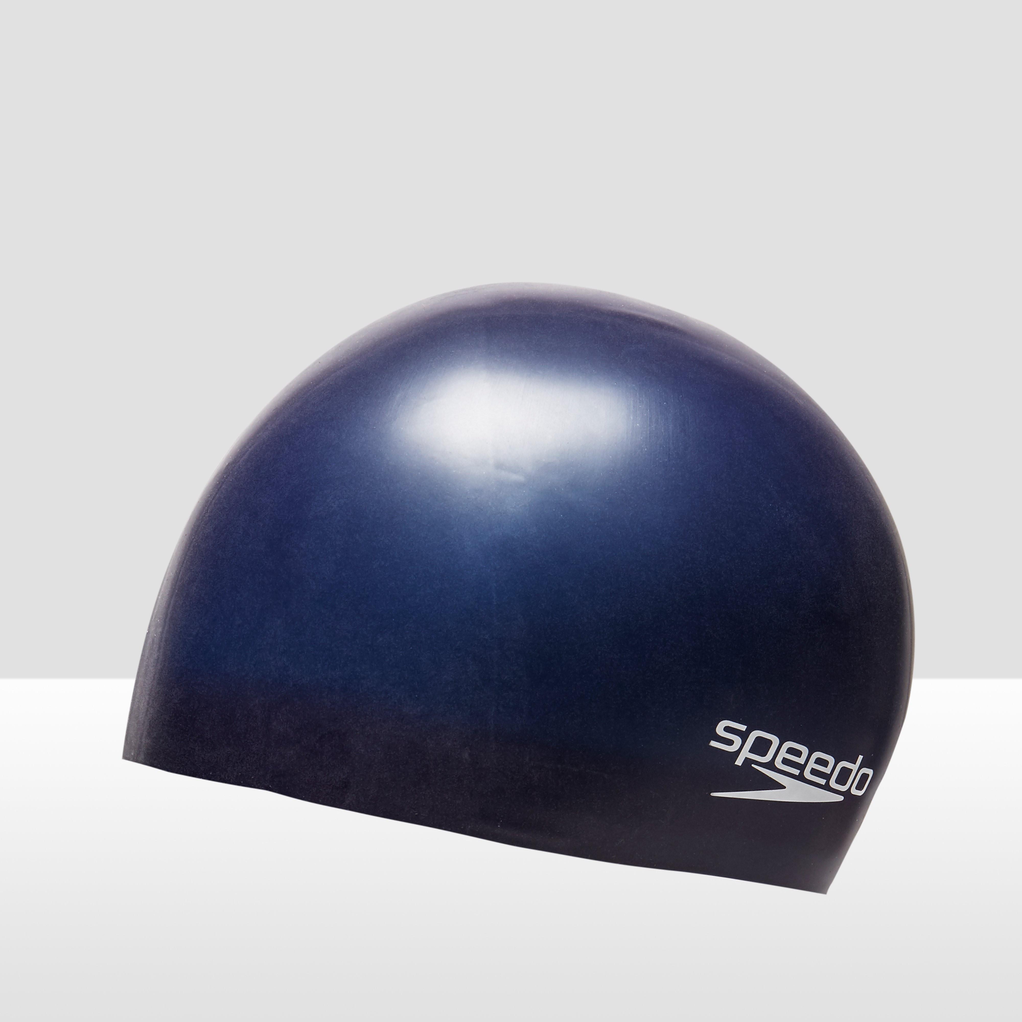 SPEEDO Plain Moulded Silicone Junior Swimming Cap