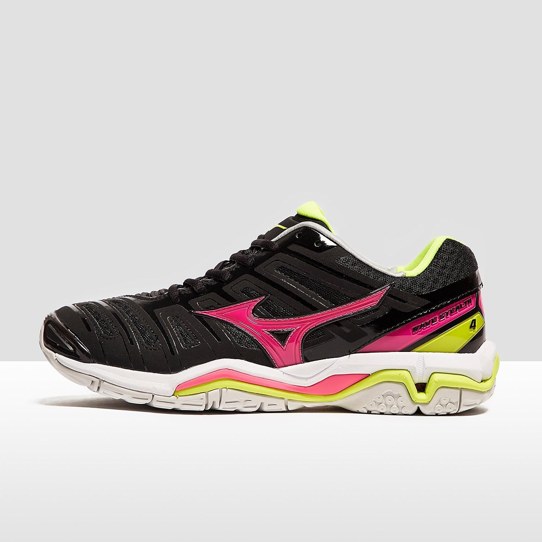 Mizuno Wave Stealth 4 Women's Netball Shoes