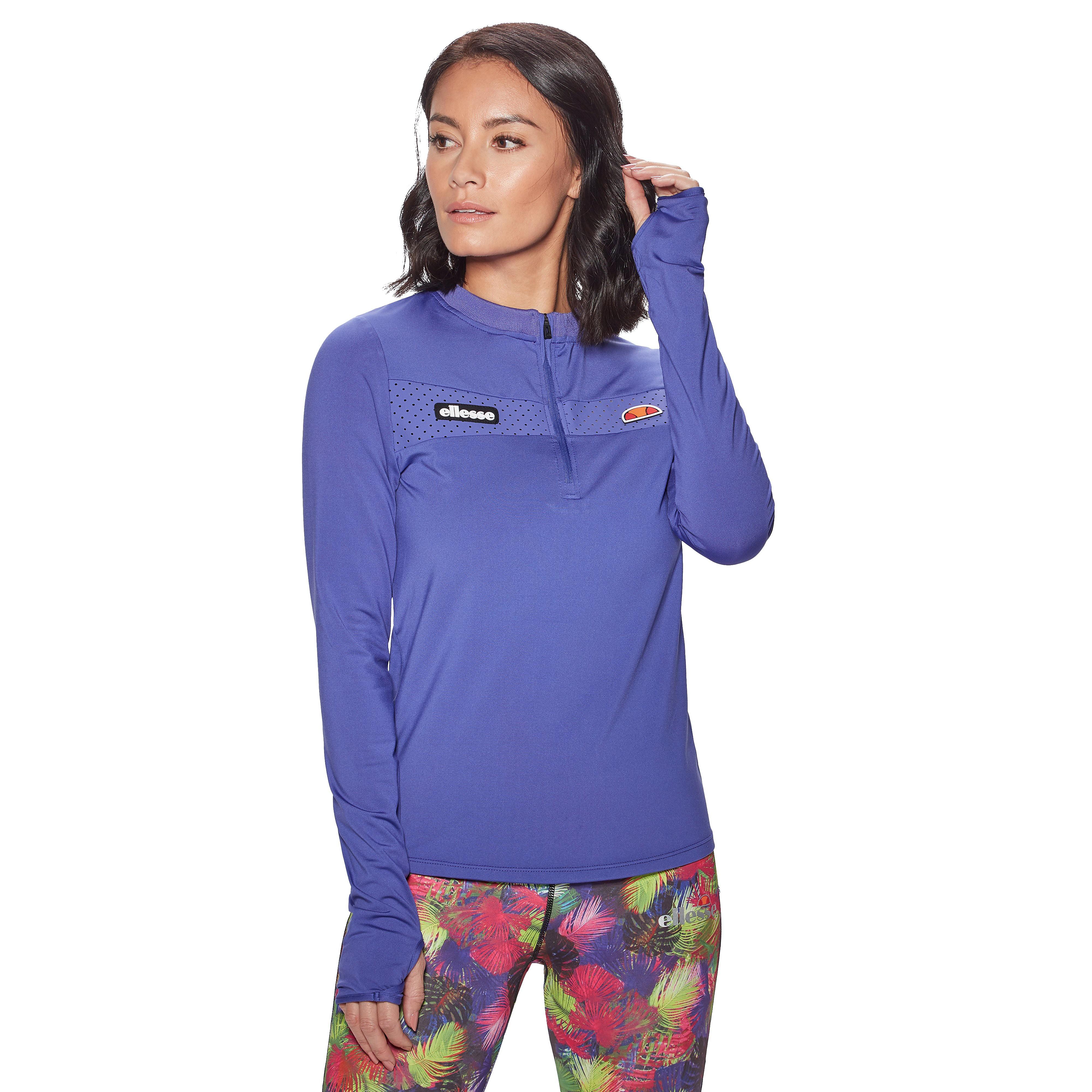 Ellesse HESTIA ½ Zip Long Sleeve Women's Training Top