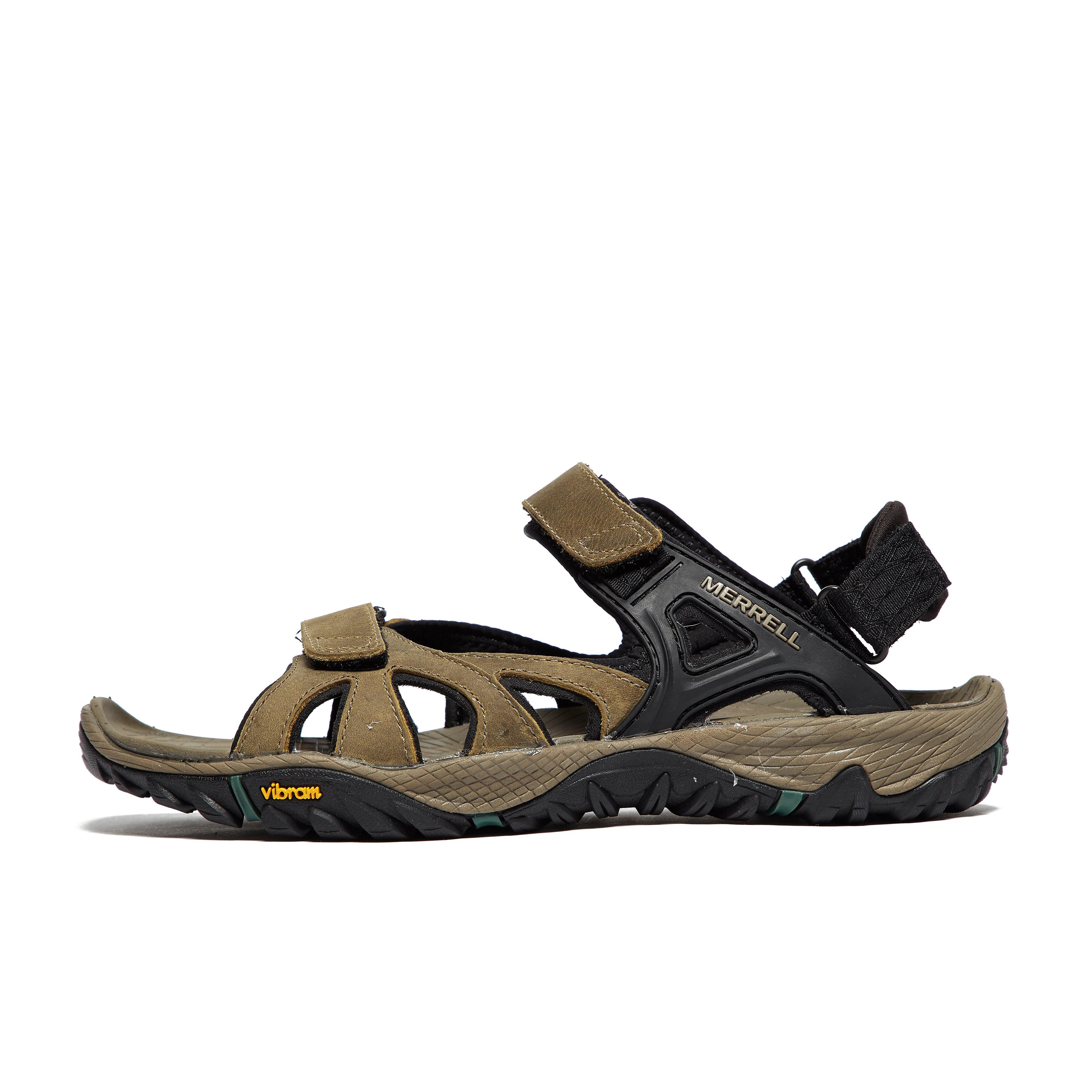 Merrell All Out Blaze Sieve Convertible Men's Walking Sandals