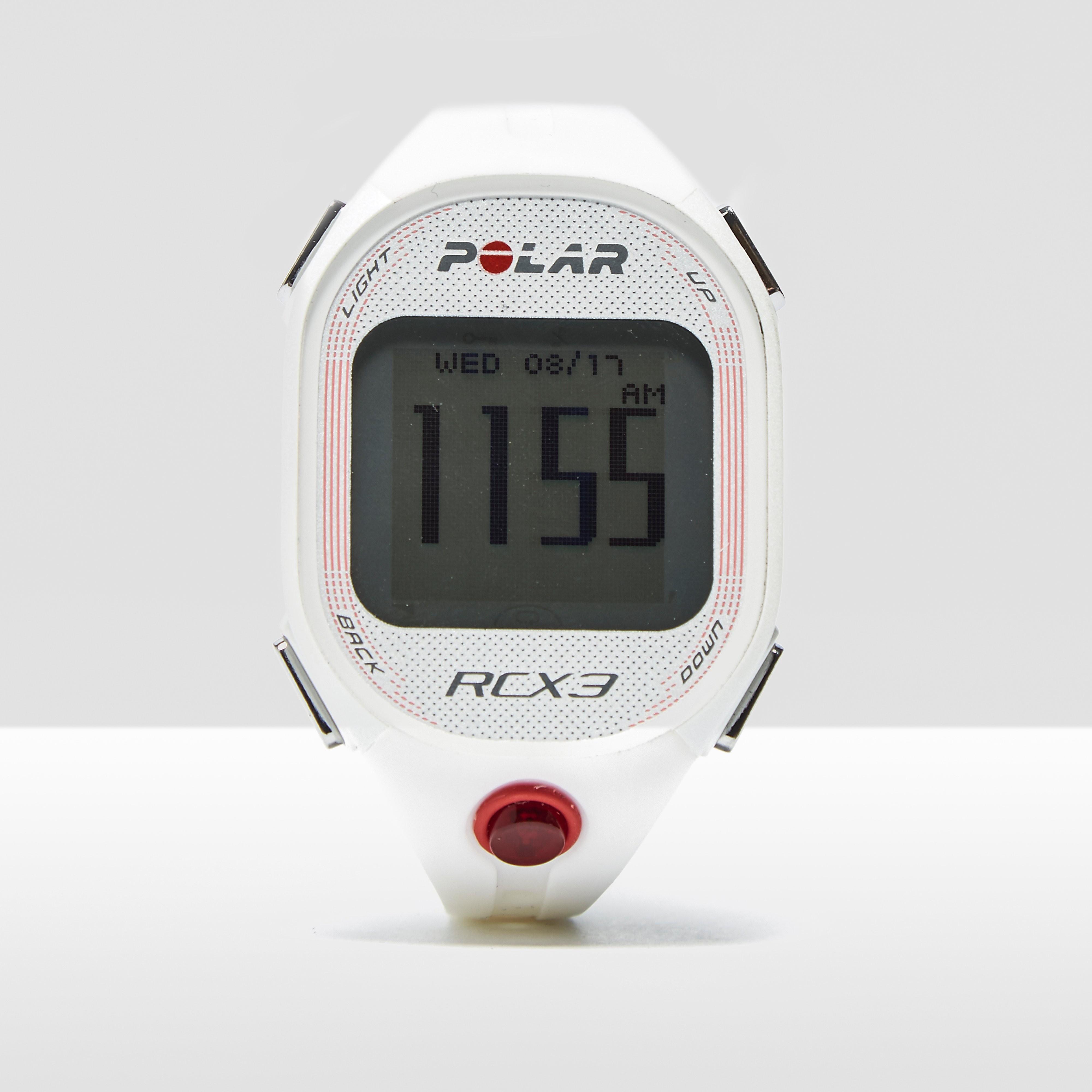 POLAR RCX3 GPS Heart Rate Monitor