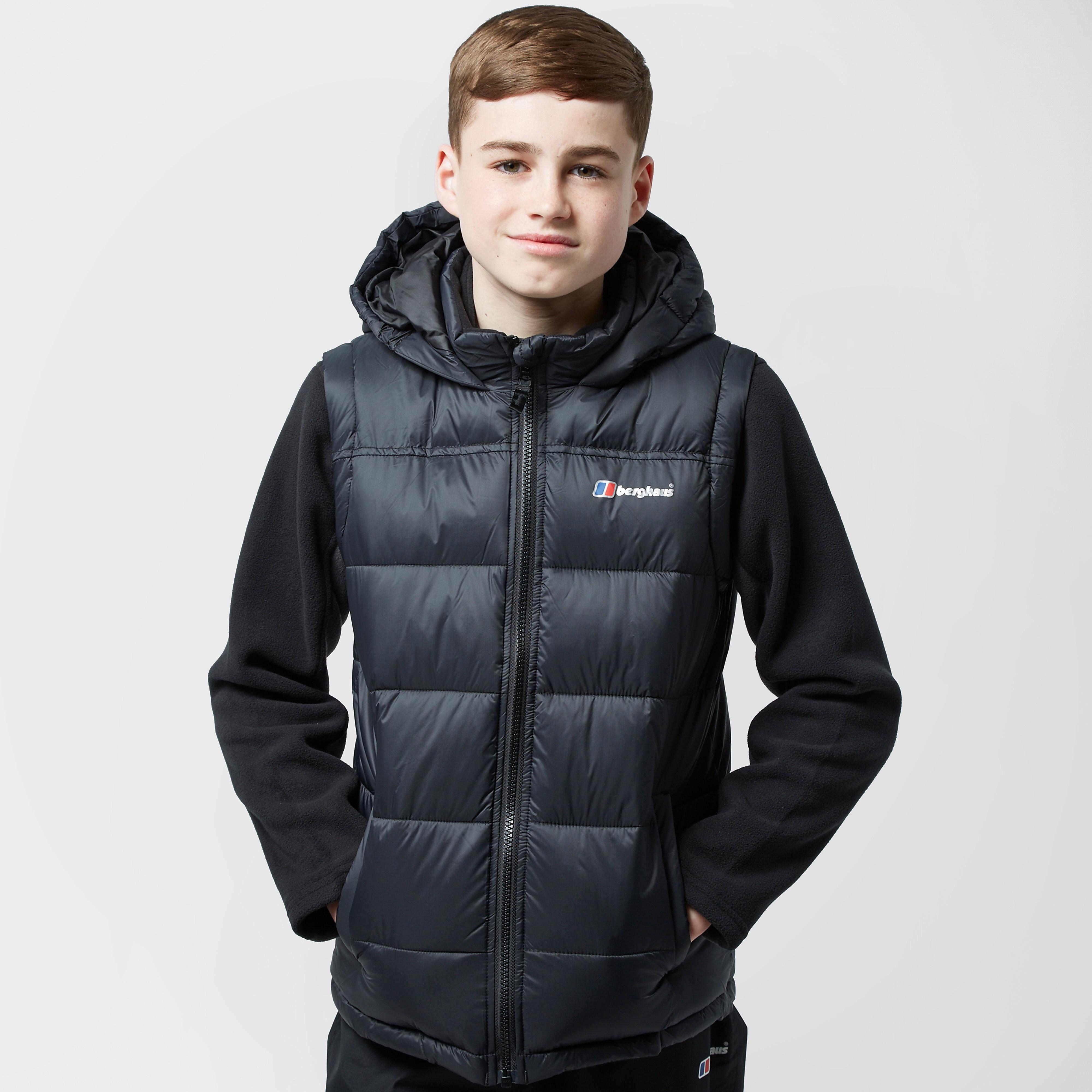 Berghaus Burham Insulated Junior Sleeveless Jacket
