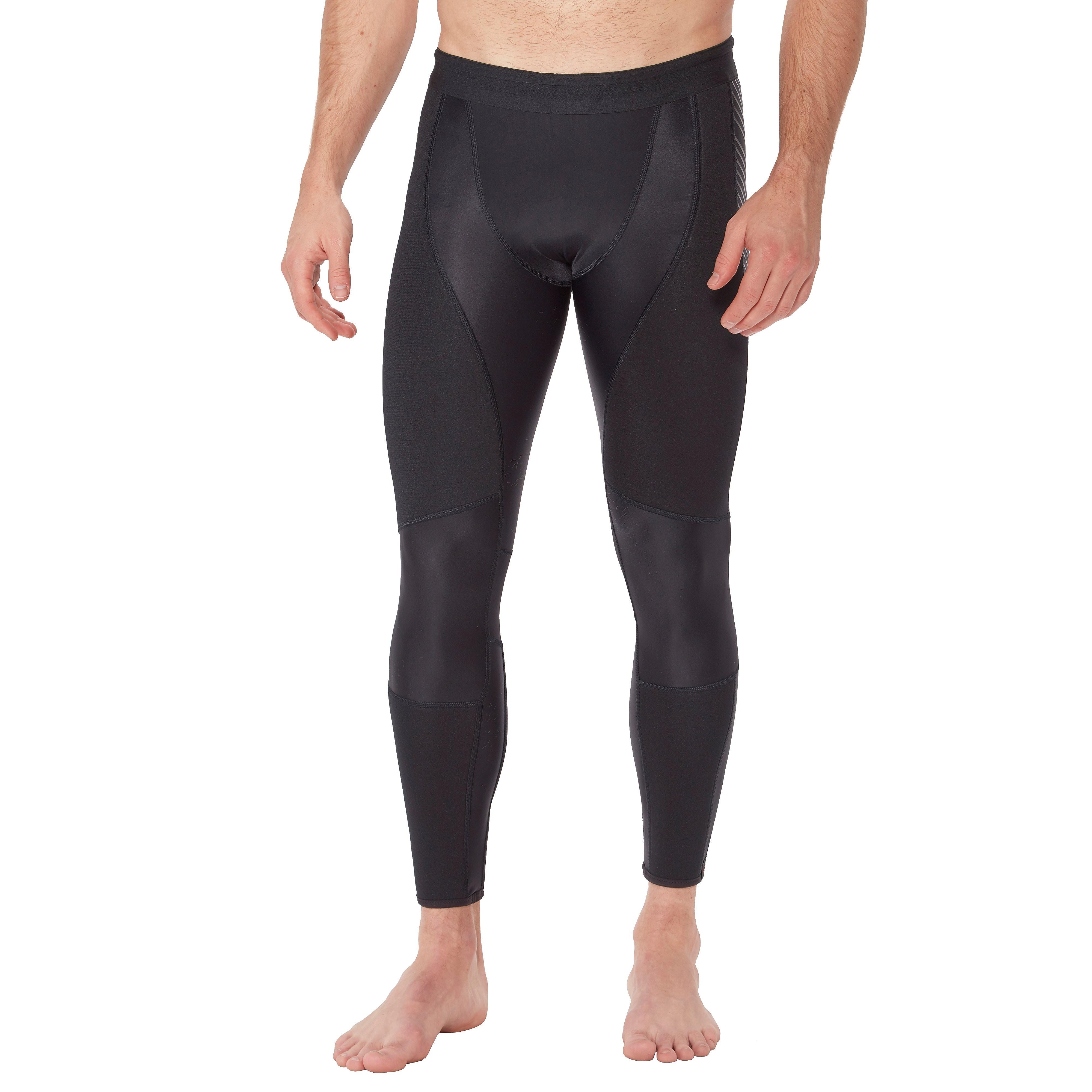 Speedo Fit Hydroraise Men's Triathlon Leg Skin
