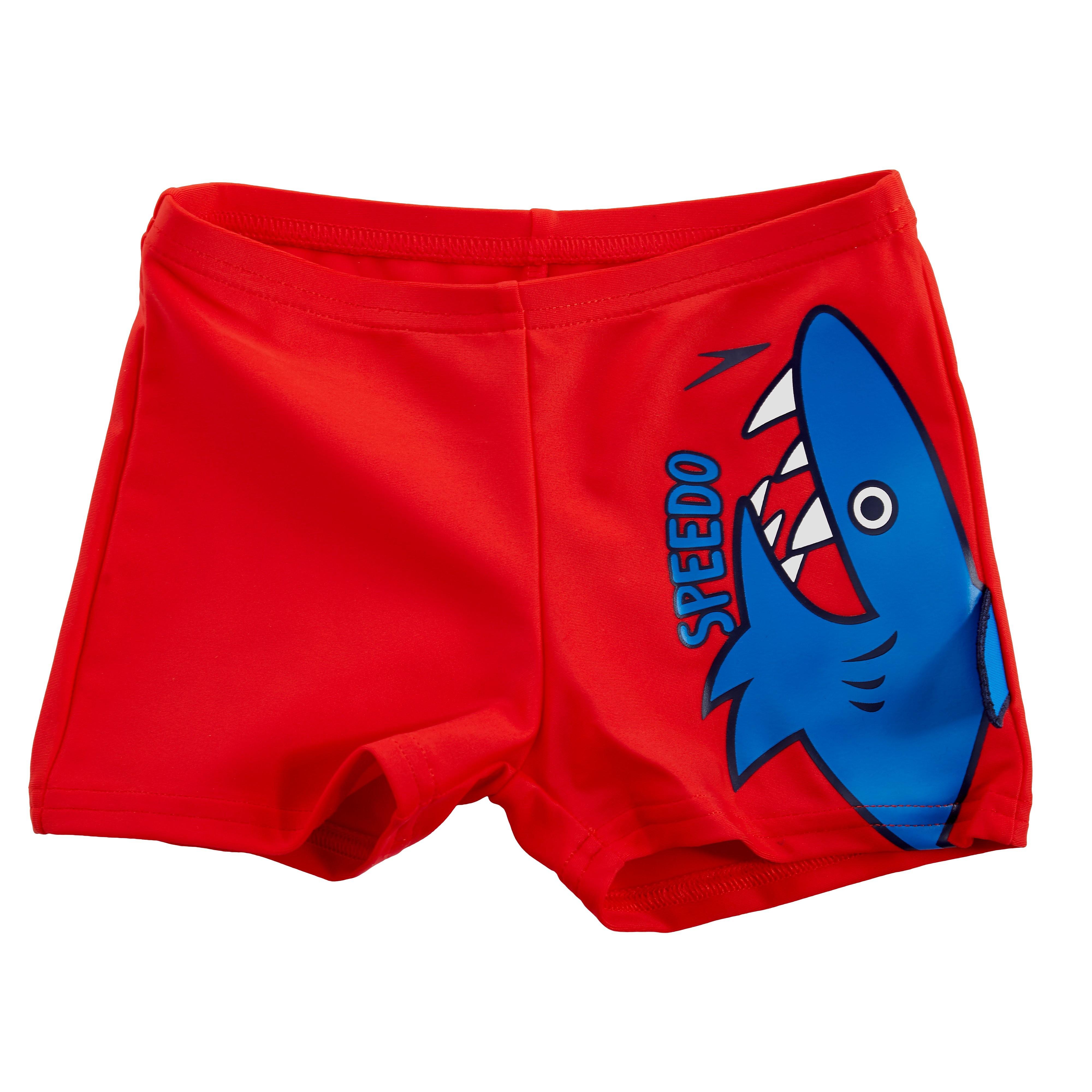 Speedo Fin Friends Junior Boys Swim Shorts
