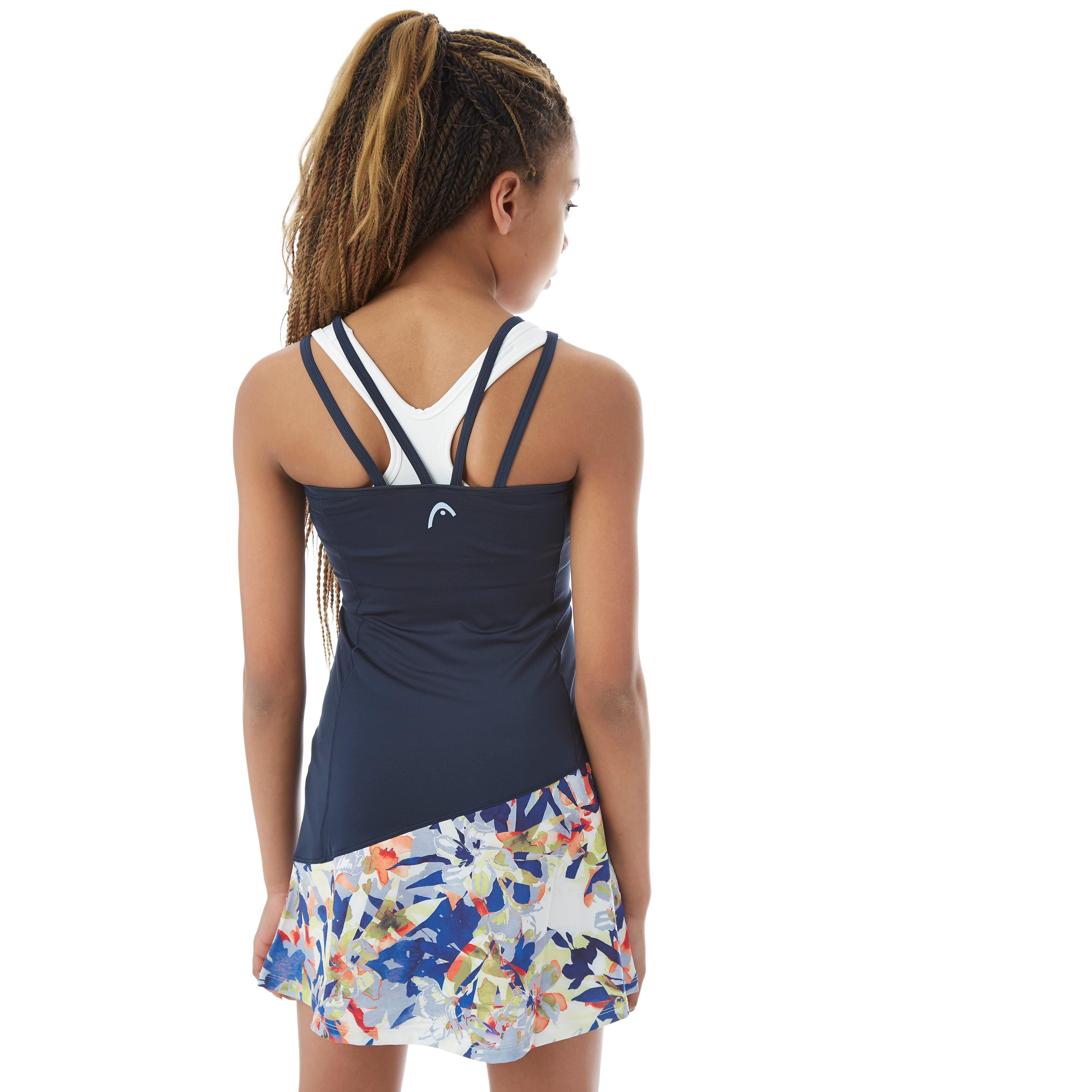 Head Vision Graphic Junior Tennis Dress