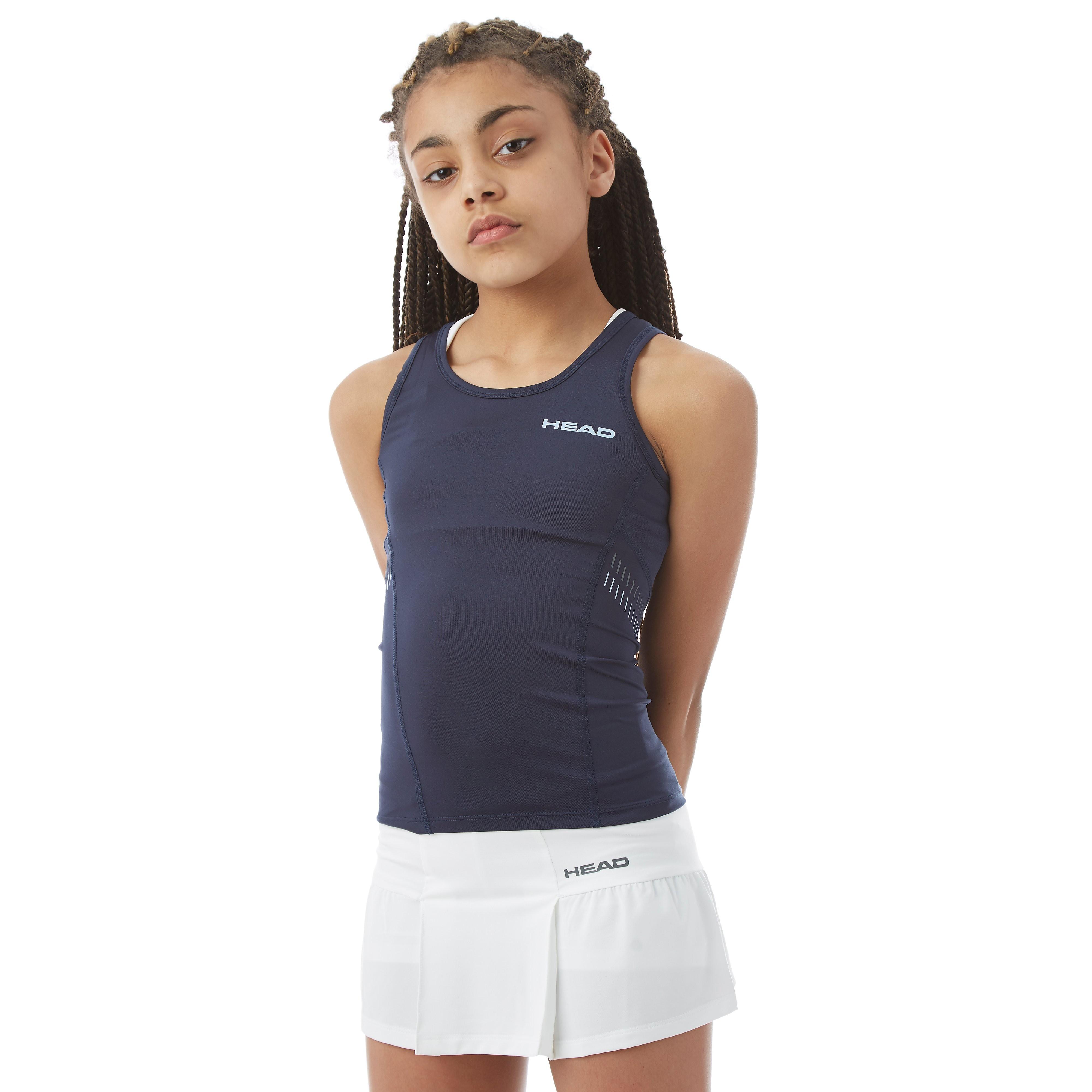 Head Club Tank Junior Tennis Top