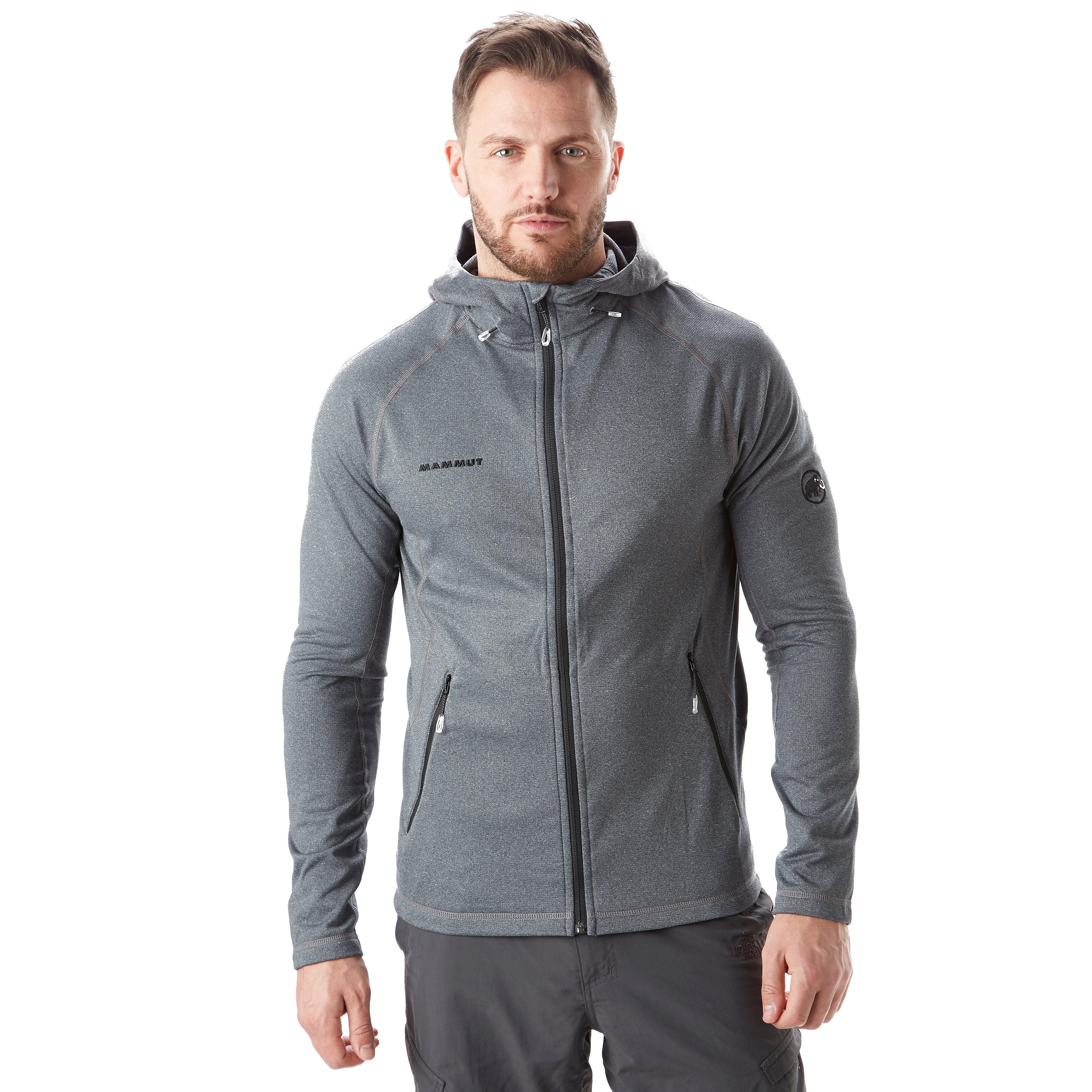 Mammut Runbold ML Hooded Men's Running Jacket
