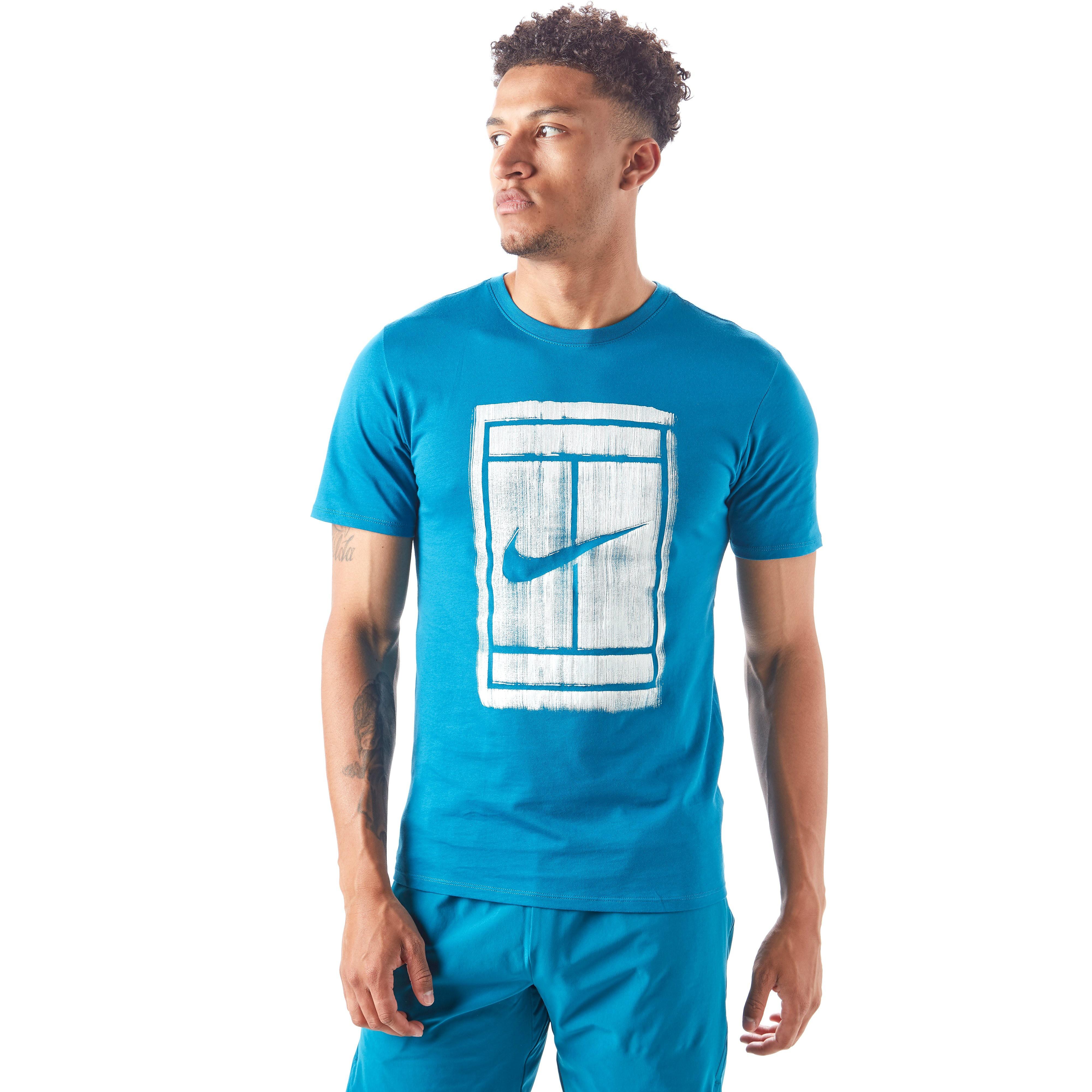 Nike Court Men's Tennis T-Shirt