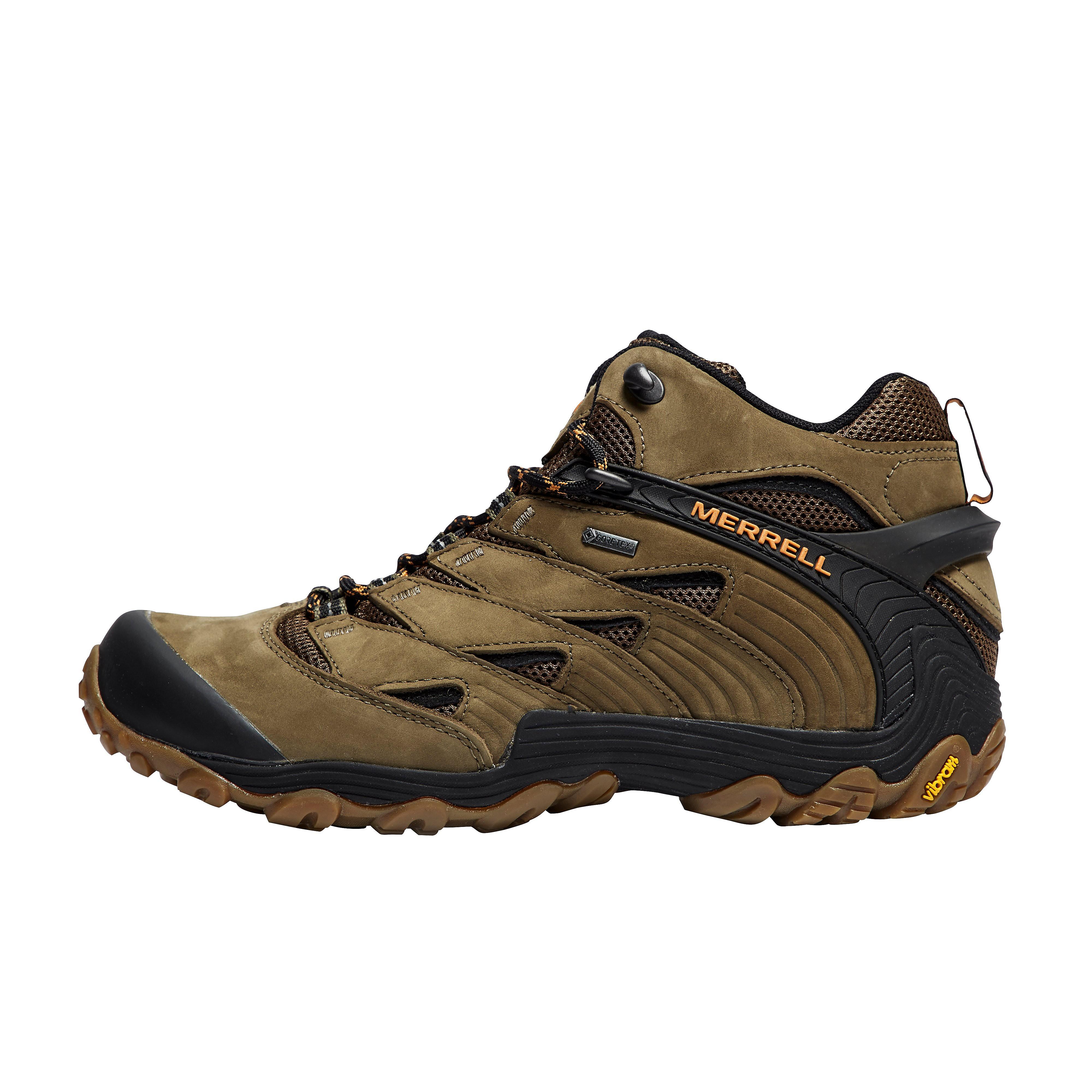 Merrell Chameleon 7 GTX Mid Men's Walking Shoes