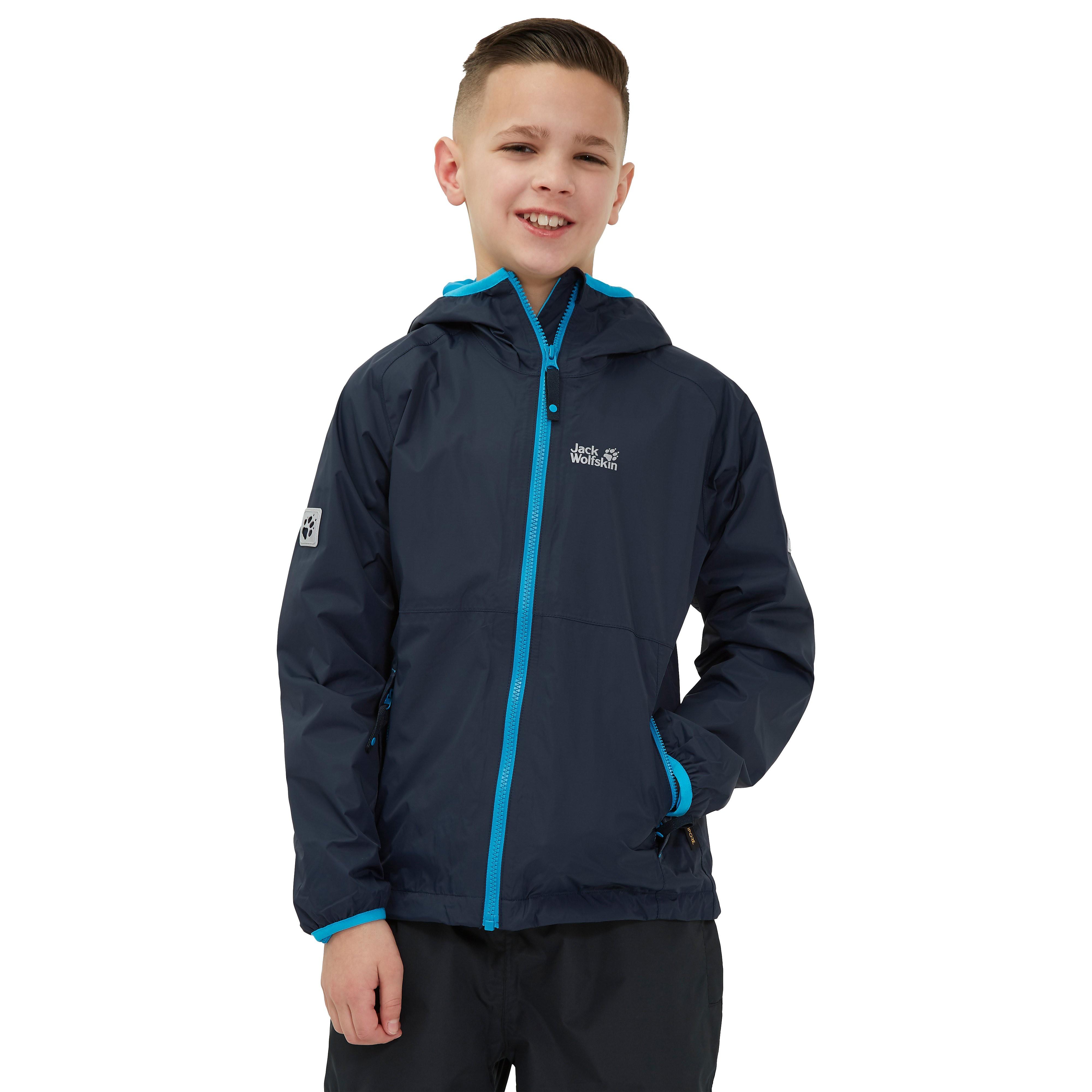 Jack Wolfskin   Rainy Days Junior Rain Jacket