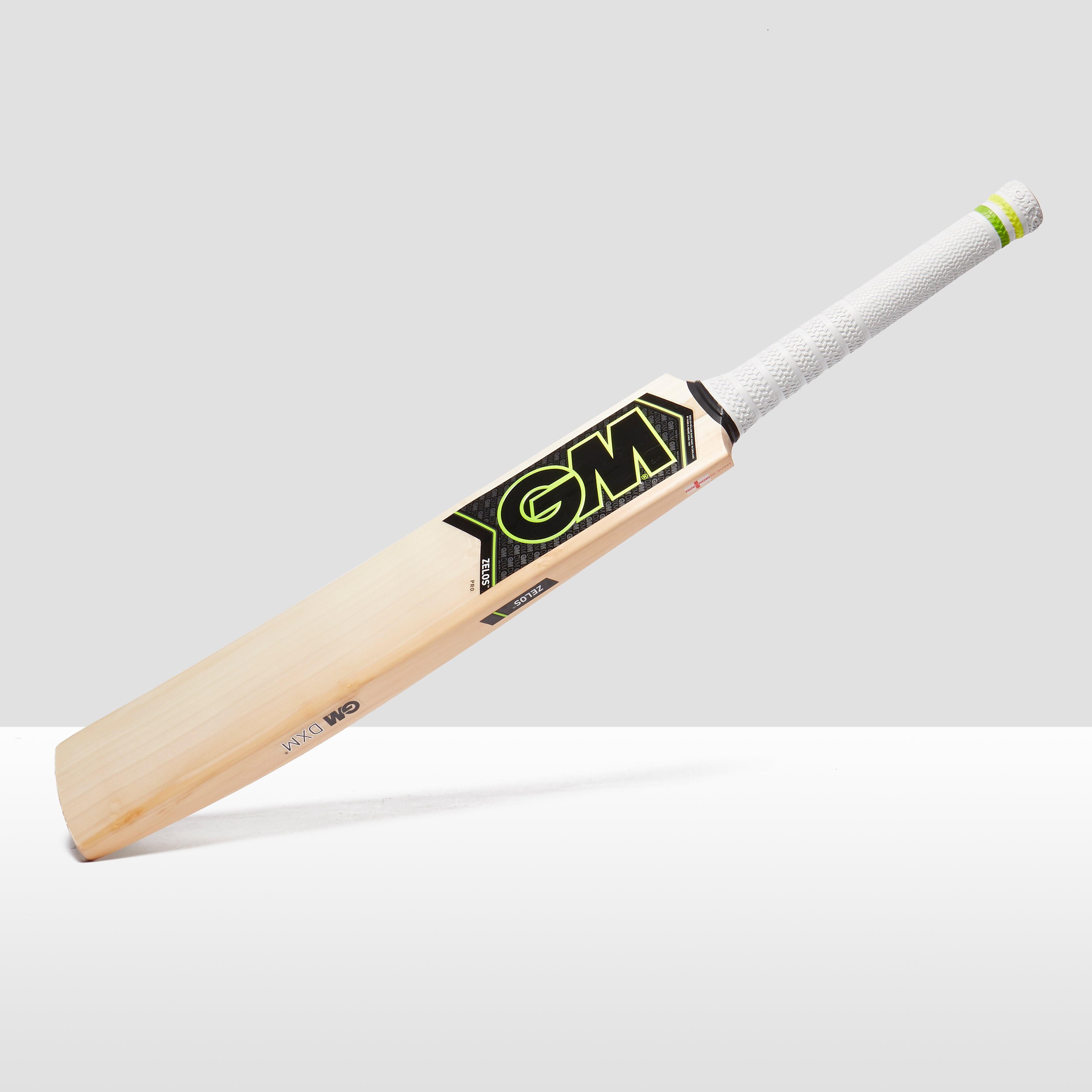 Gunn u0026 Moore Gunn & Moore Zelos L555 Pro Cricket Bat - White, White