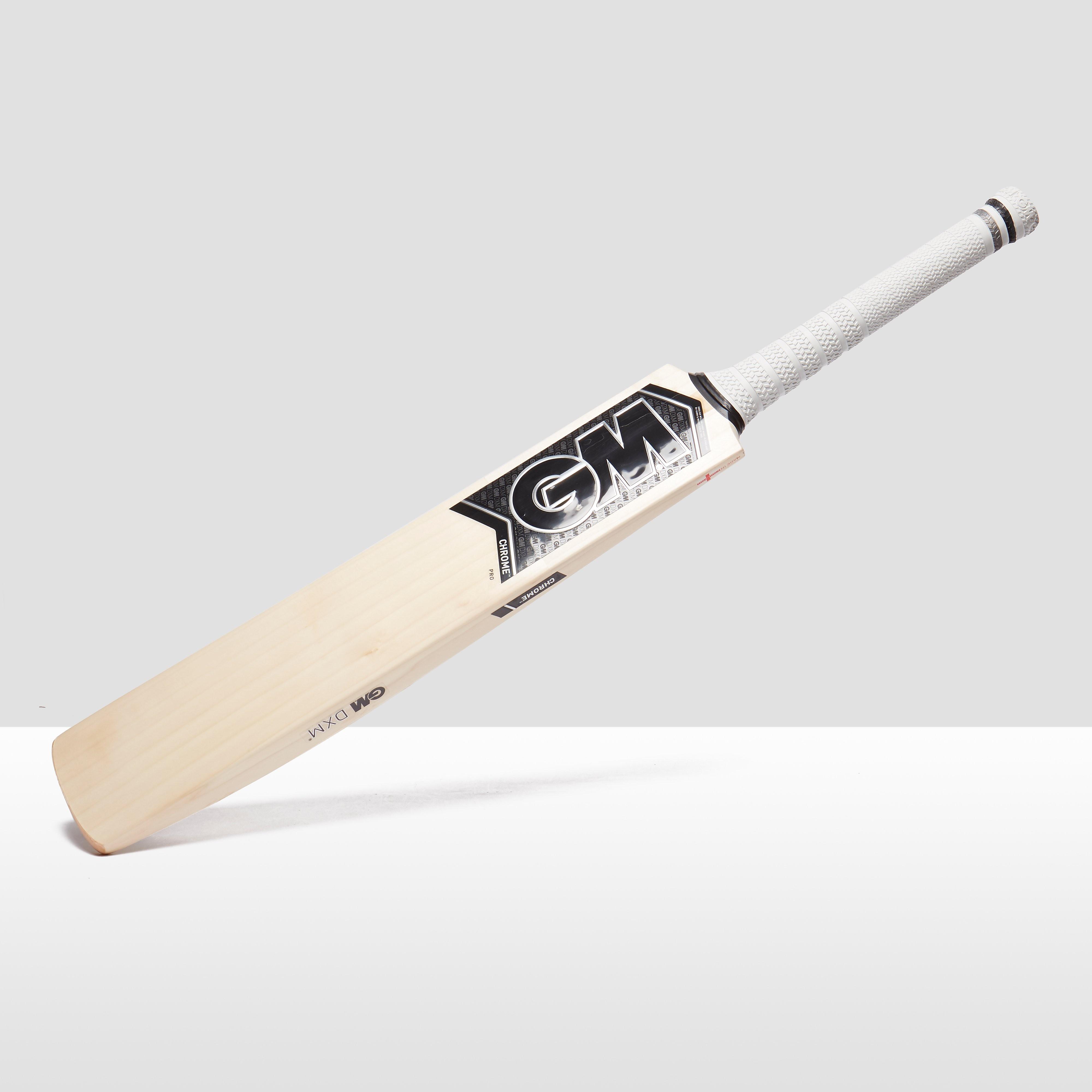 Gunn u0026 Moore Gunn & Moore Chrome L555 Dxm 808 Cricket Bat - White, White