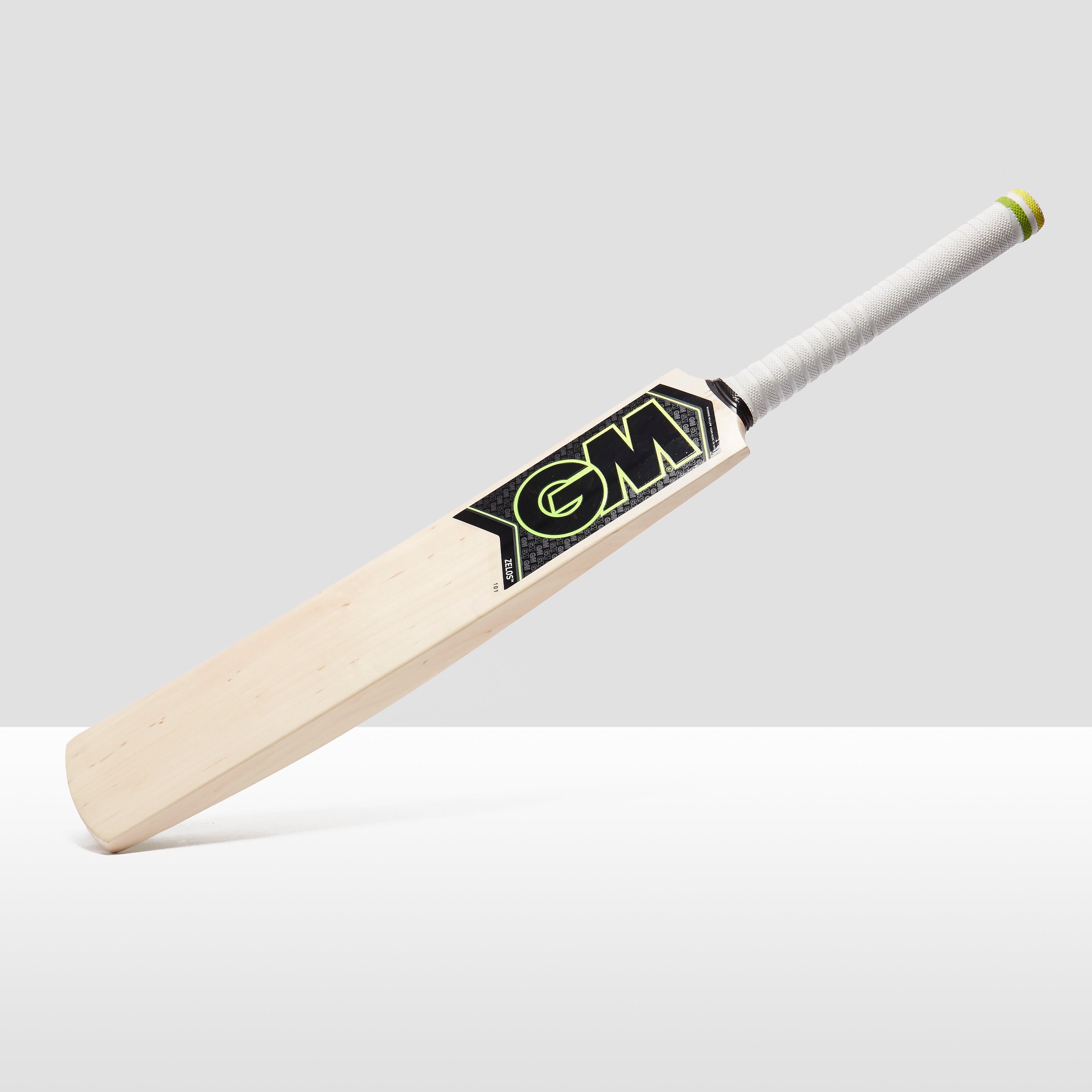 Gunn & Moore Zelos 101 Kashmir Willow Cricket Bat