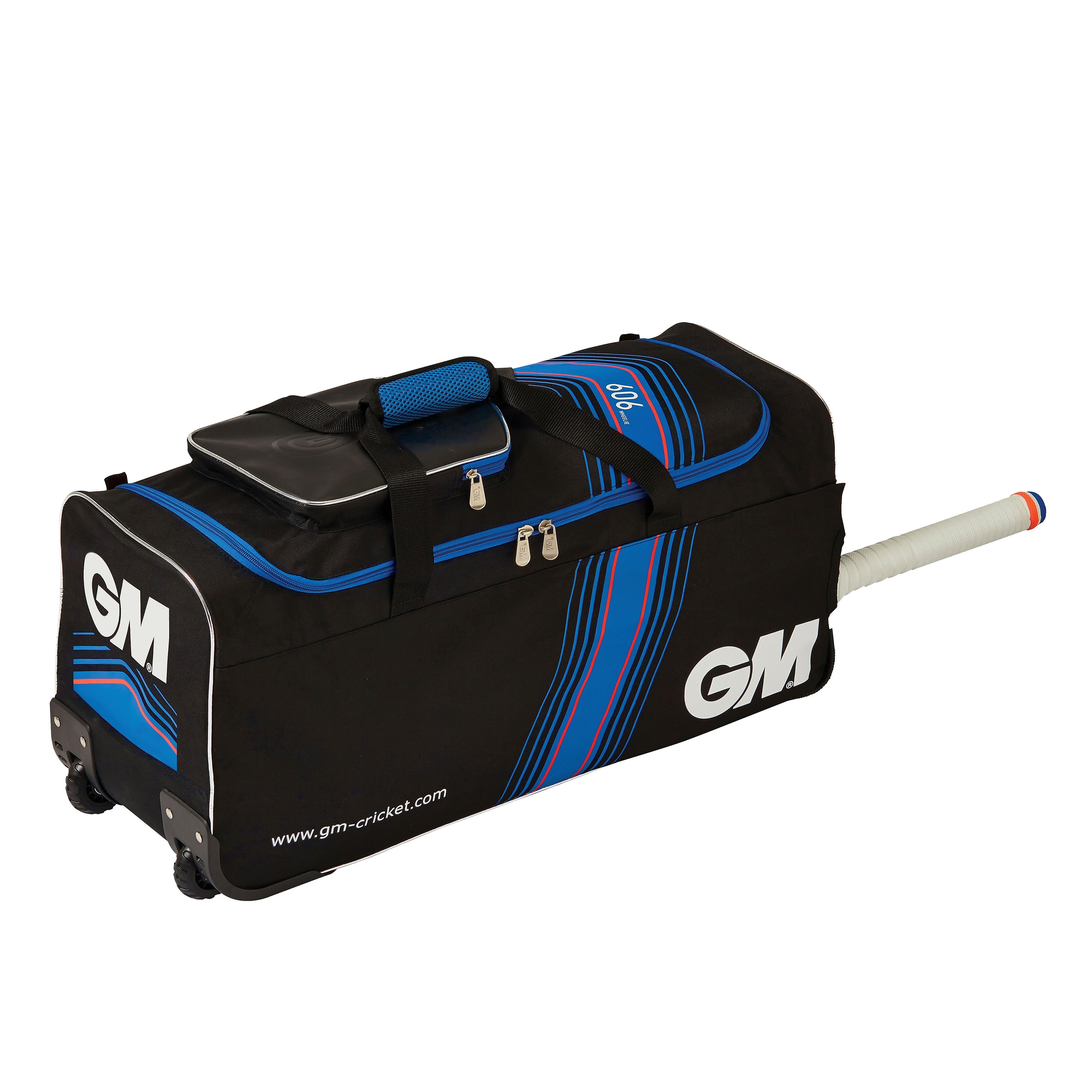 Gunn & Moore 606 Wheelie Cricket Bag
