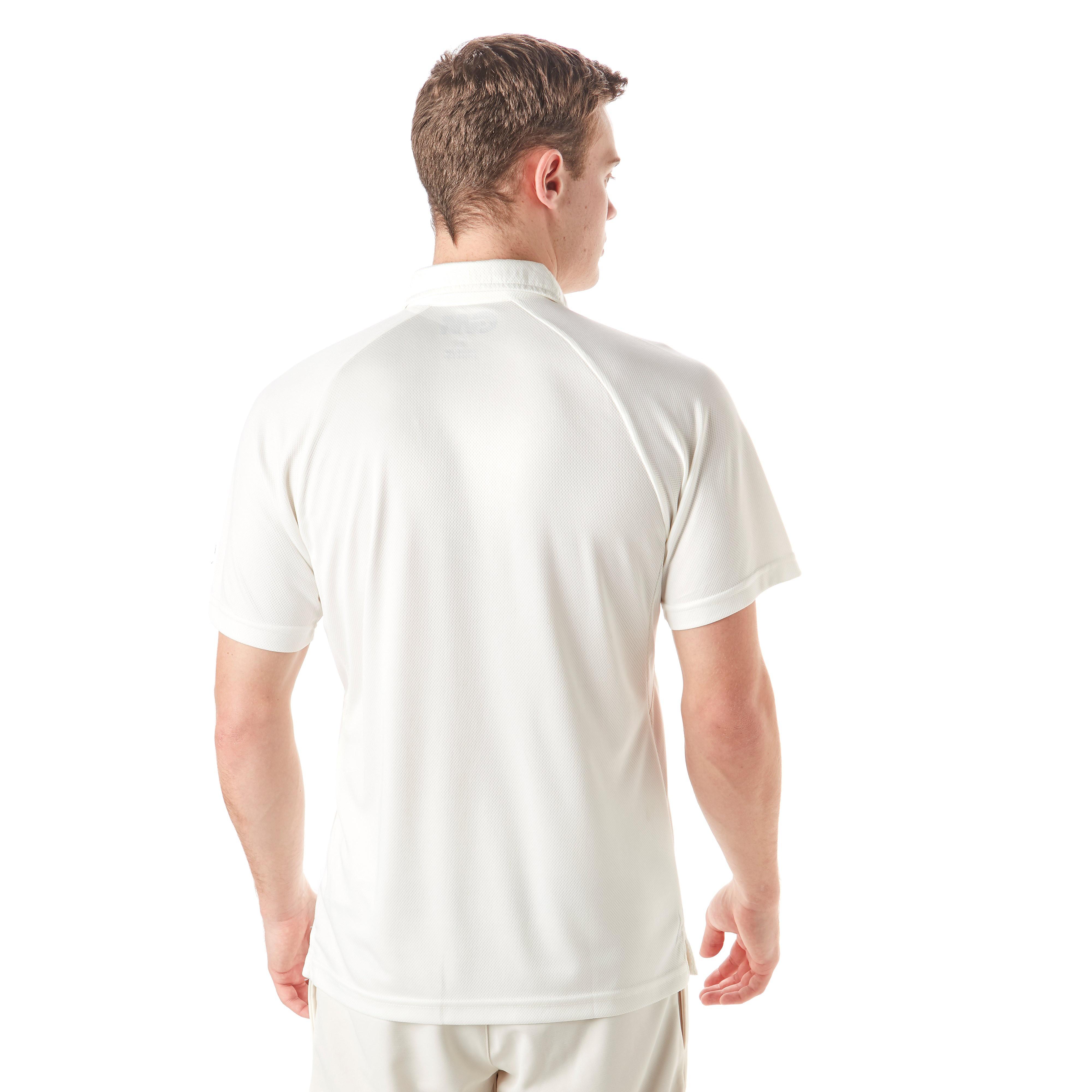 Gunn & Moore Premier Club Short Sleeve Men's Cricket Shirt
