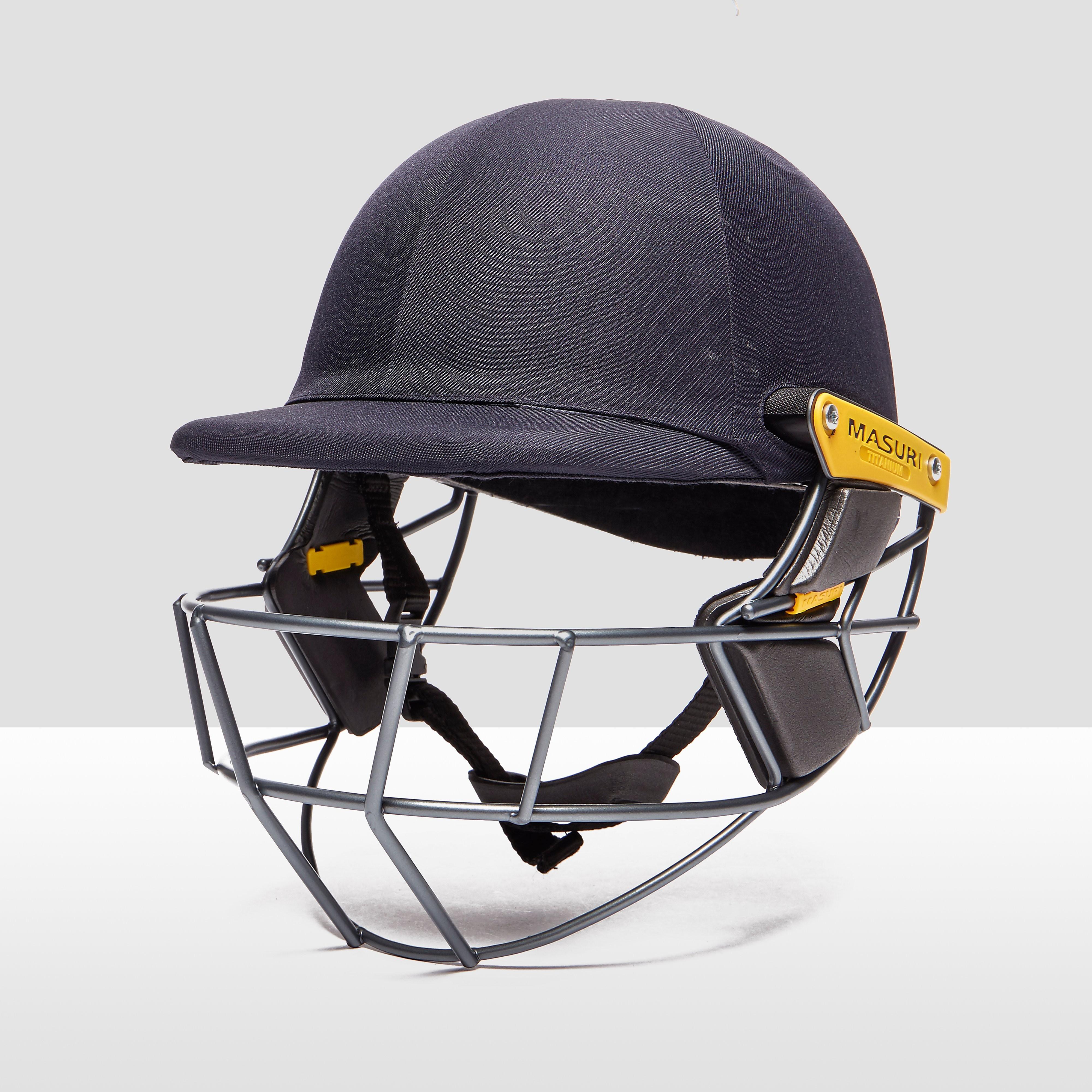Masuri Original Series Mk2 Test Helmet - Blue, Blue