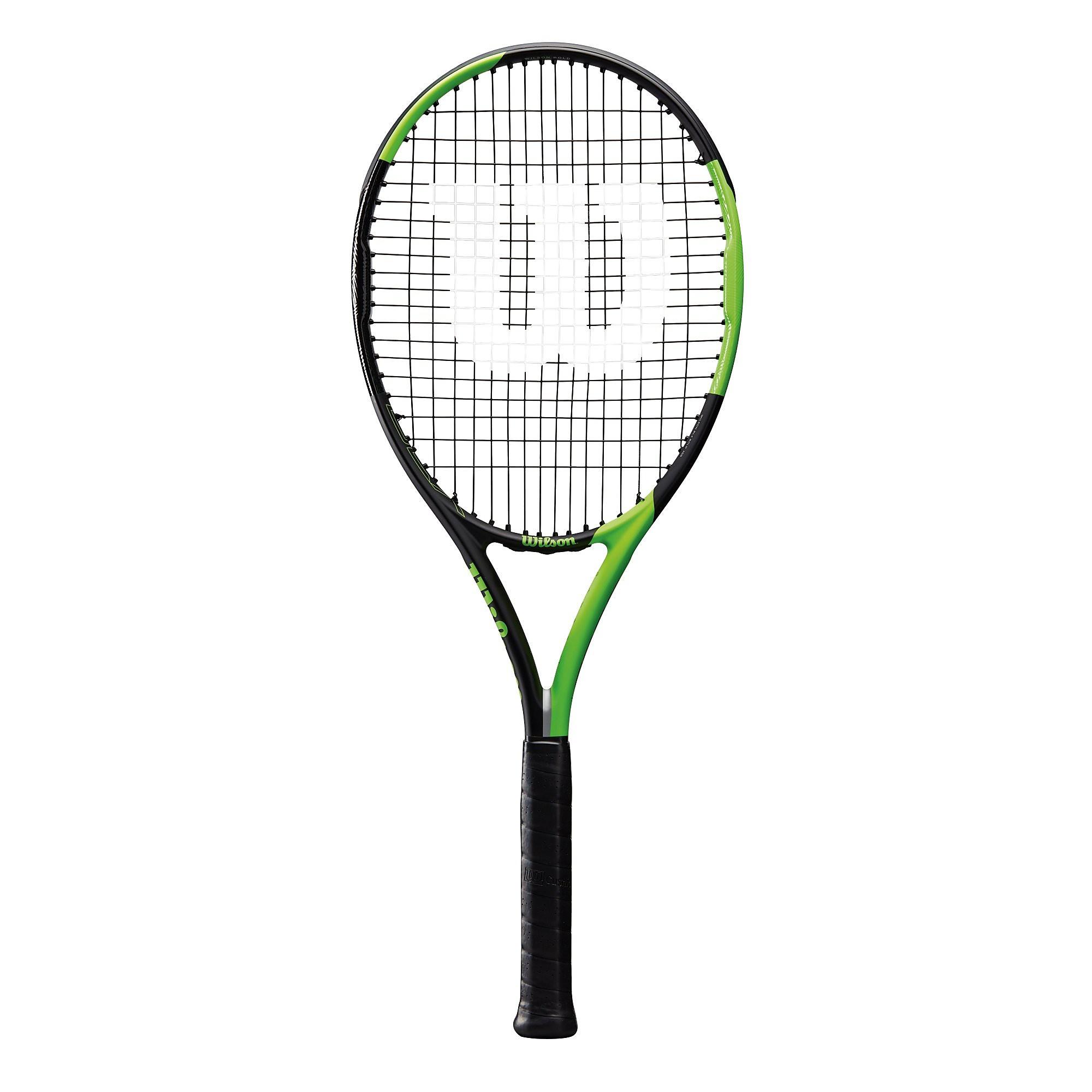 Womens Black Wilson BLX Bold Tennis Racket