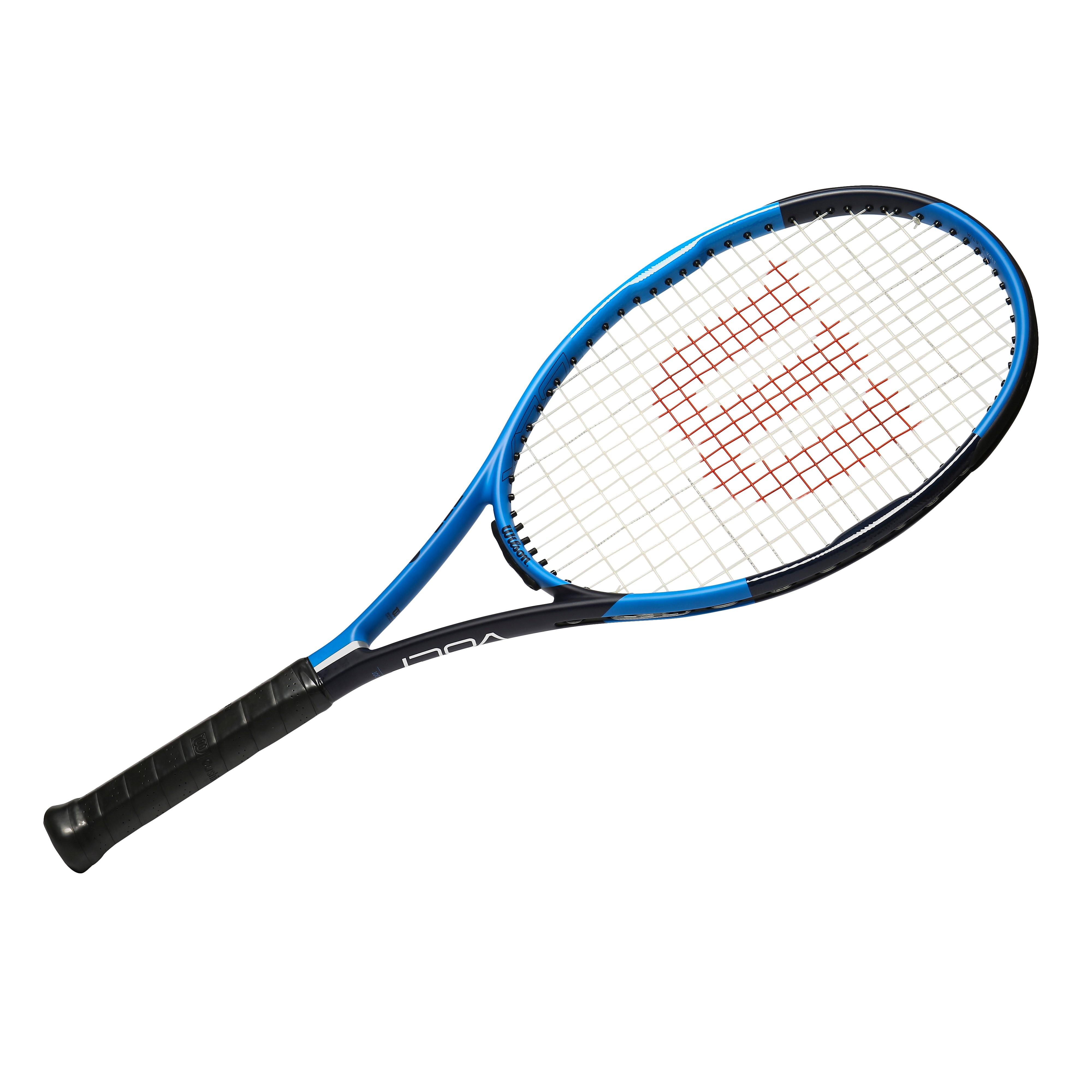 Mens Black Wilson BLX Volt Tennis Racket