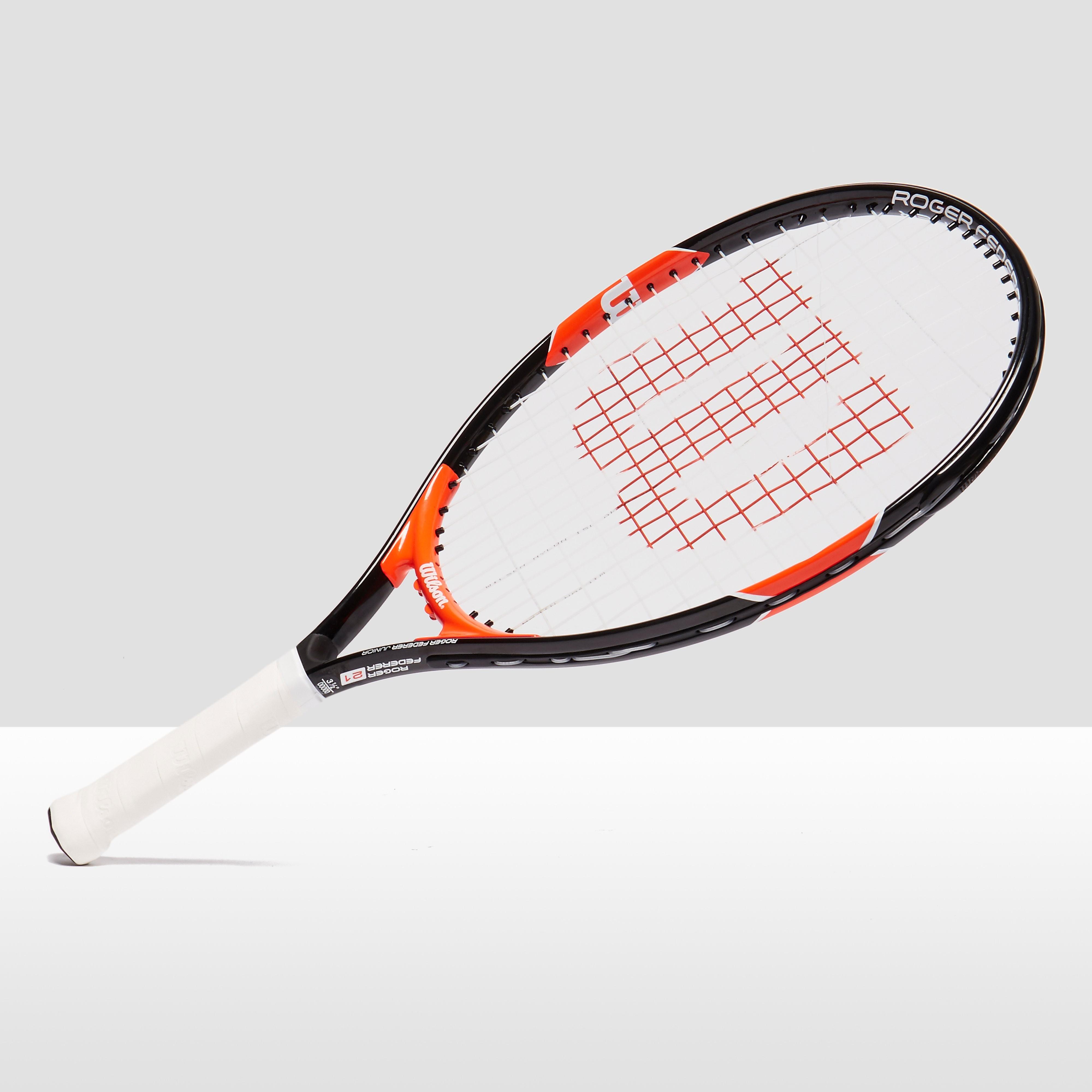 "Wilson Roger Federer 21"" Junior Tennis Racket (Aluminium)"