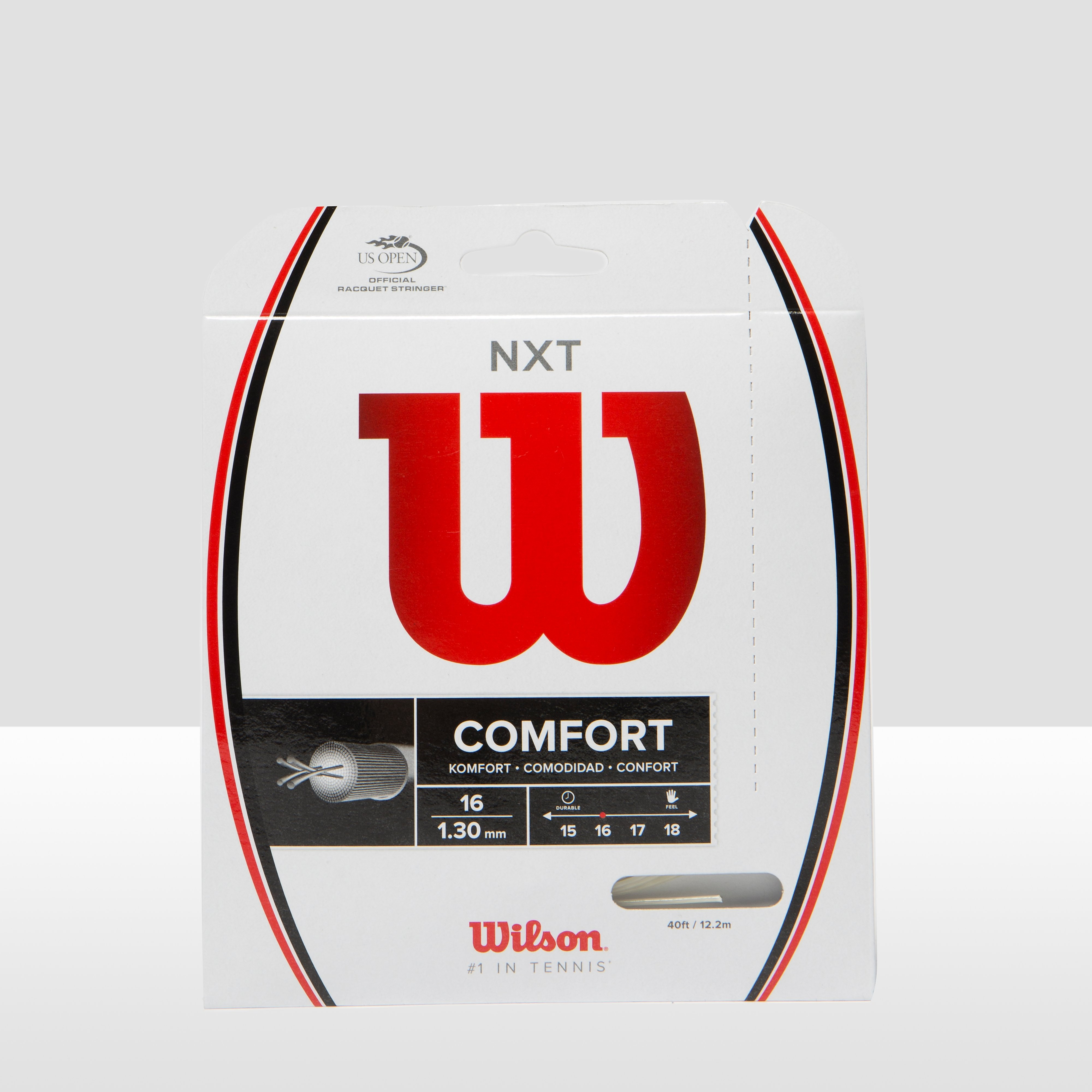 Wilson Nxt Control 1.32mm (Natural) 12.2m String Packet