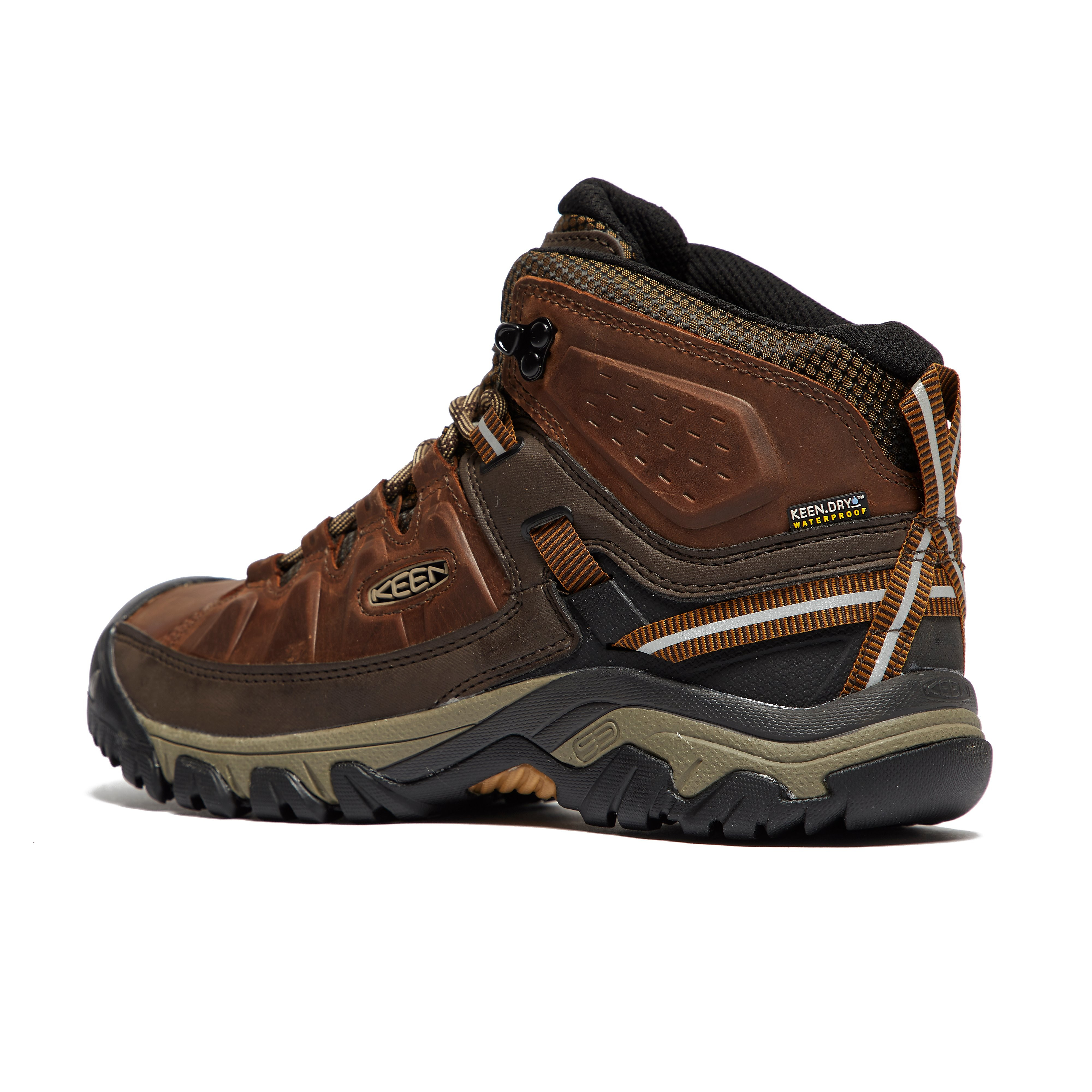 Keen Targhee III Mid Waterproof Men's Walking Boots