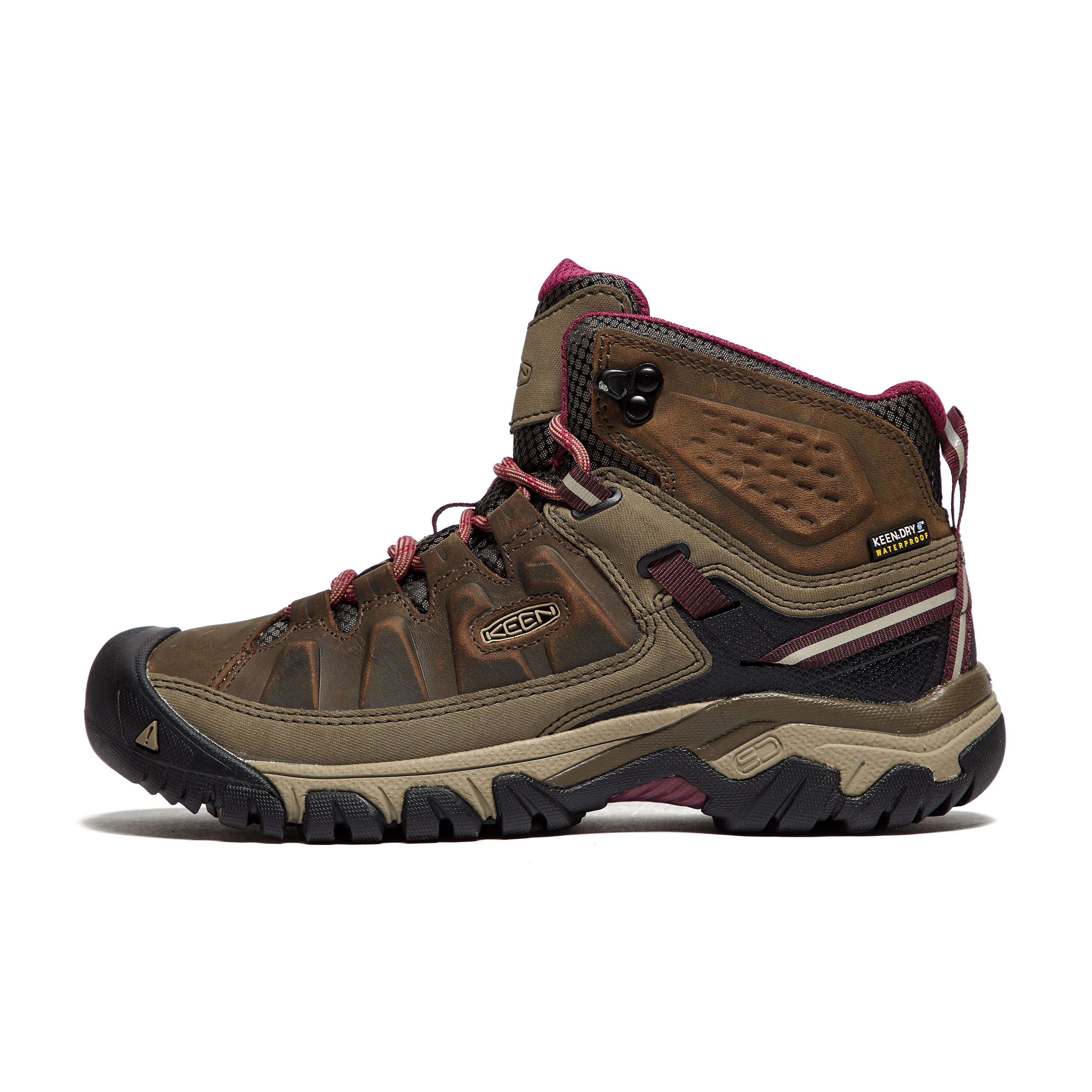 Keen Targhee III Mid Waterproof Women's Walking Boots