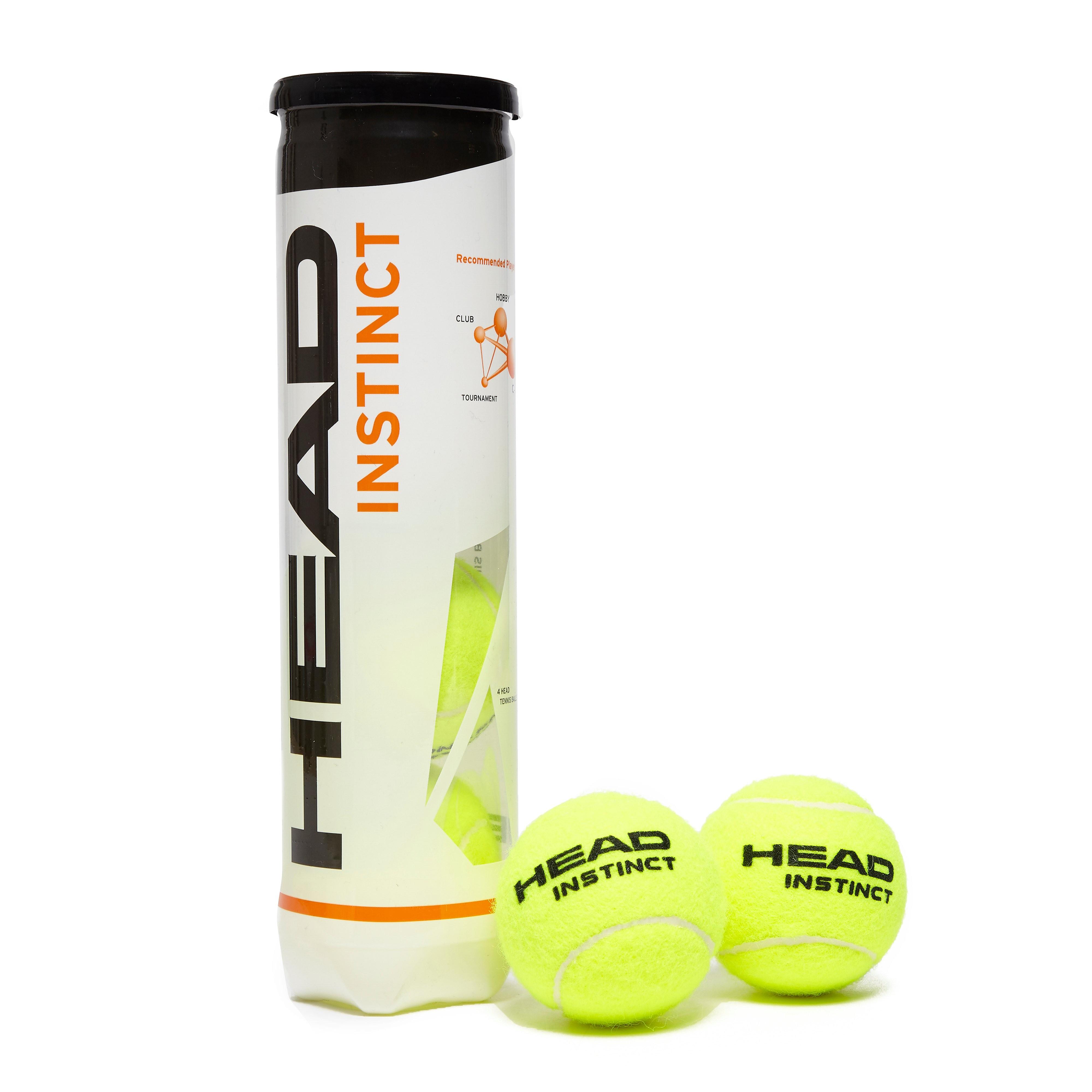 Head Instinct Tennis Balls (12 Dozen Balls)