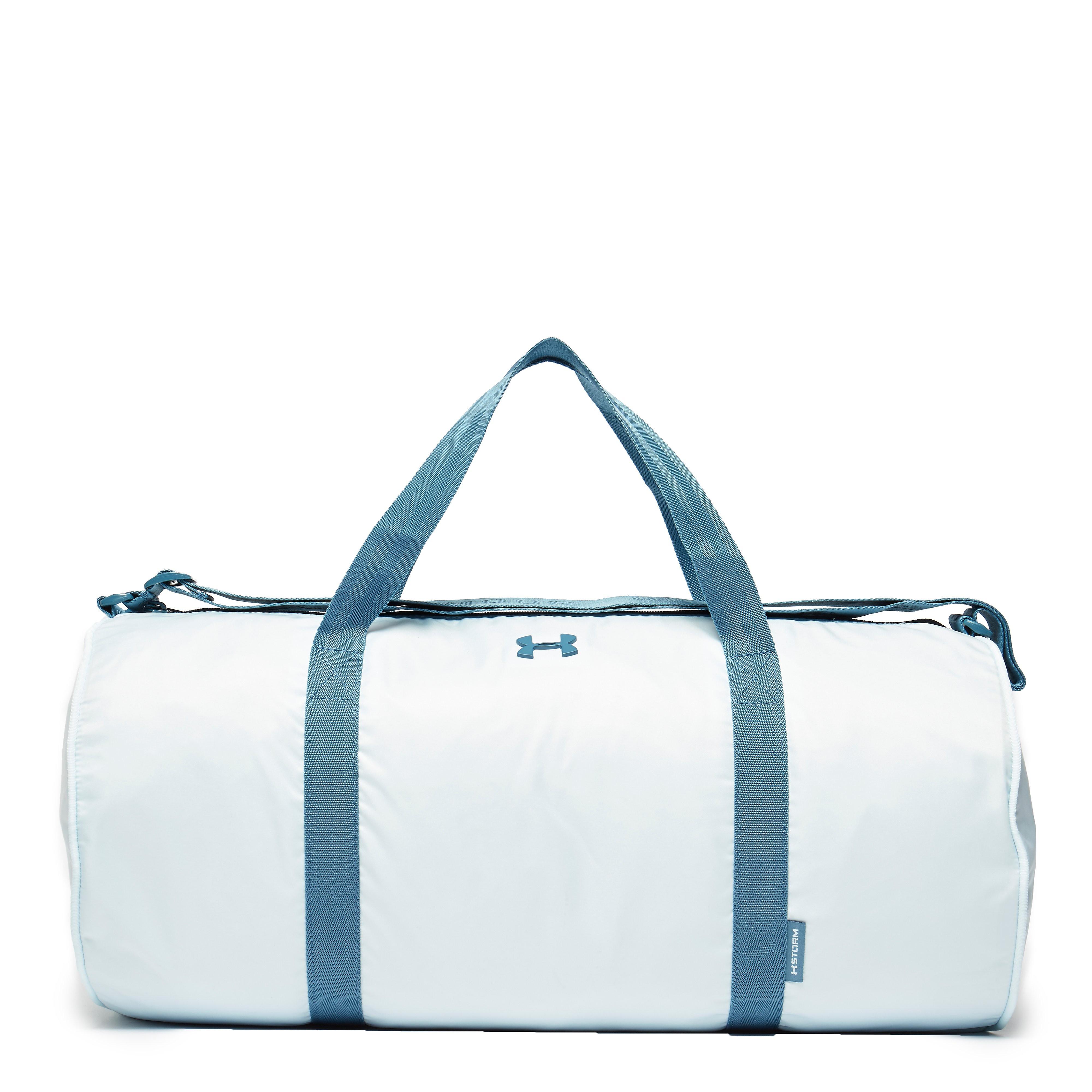 Mens White Under Armour Favourite 2.0 Duffel Bag