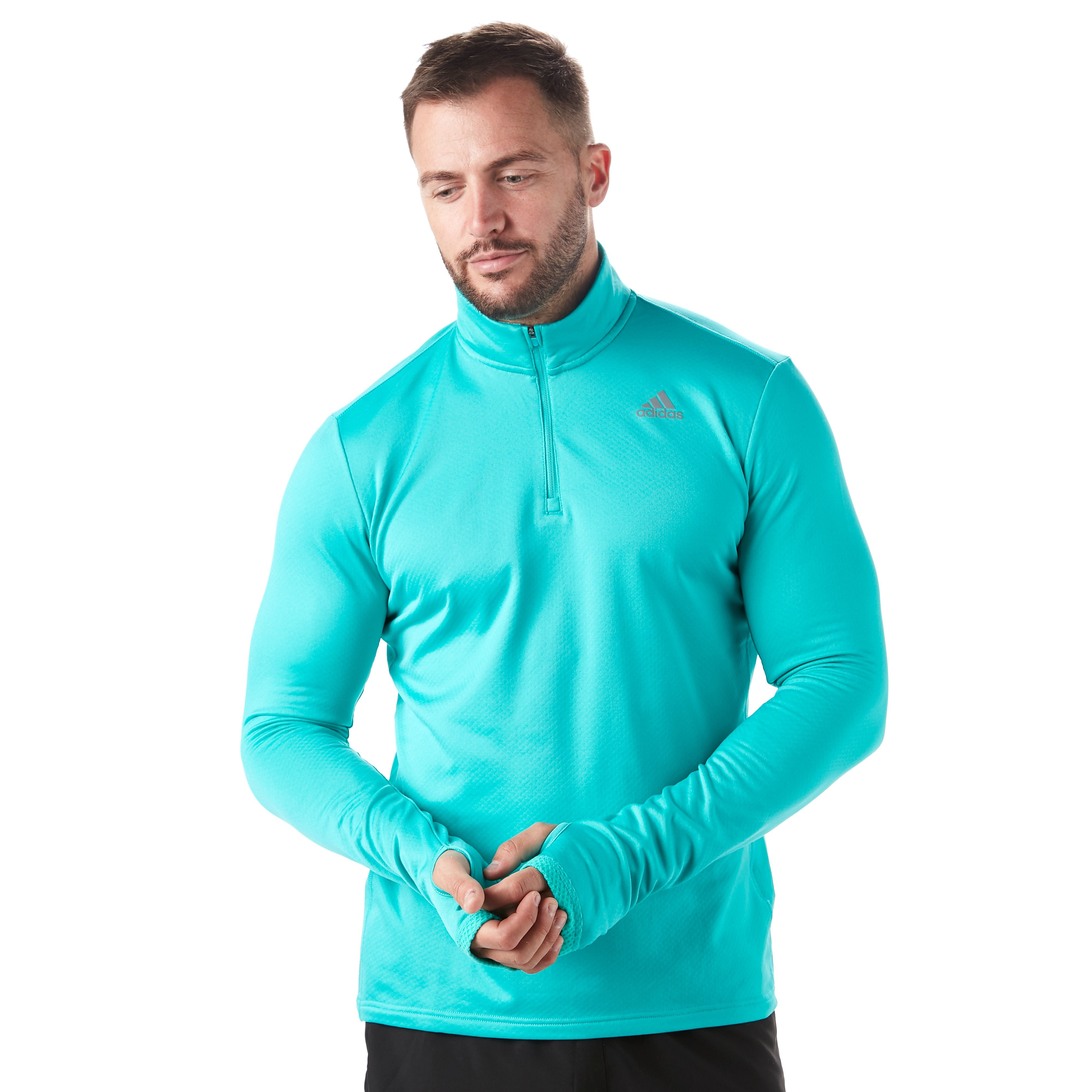 adidas Response Climawarm ¼ Zip Men's Running Top