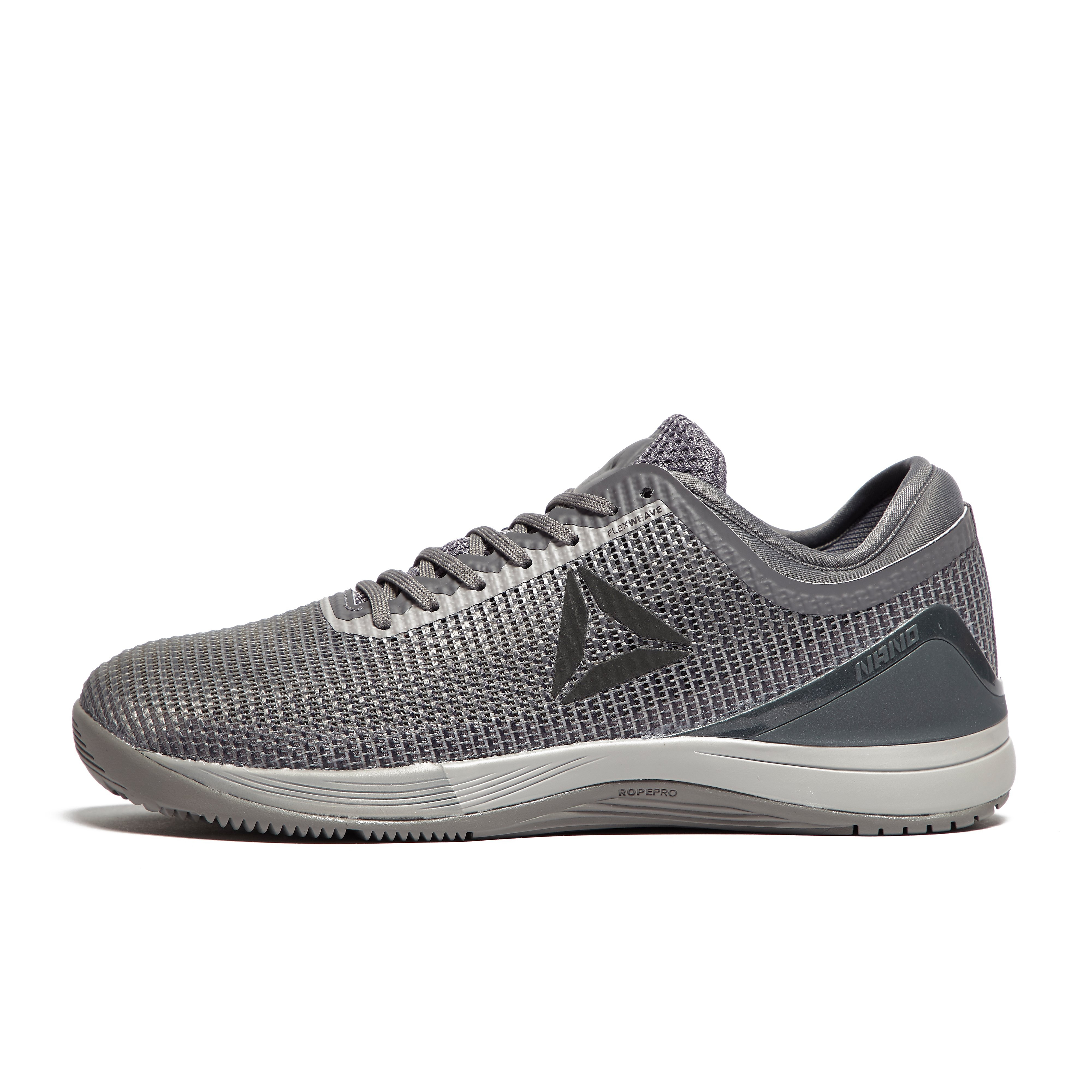 Womens Dark grey Reebok Crossfit Nano 8.0 Training Shoes
