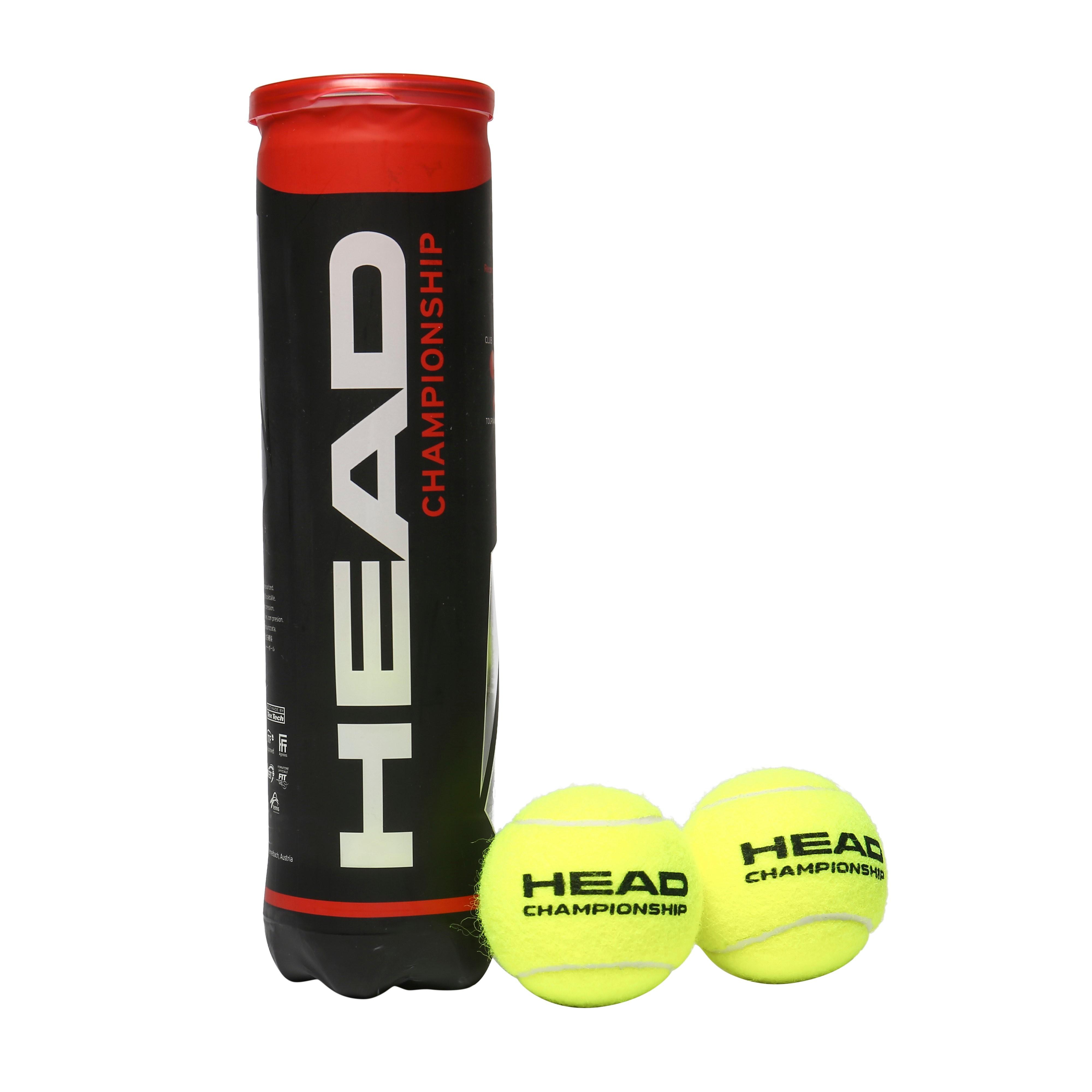 Head Championship 3 Ball Tube