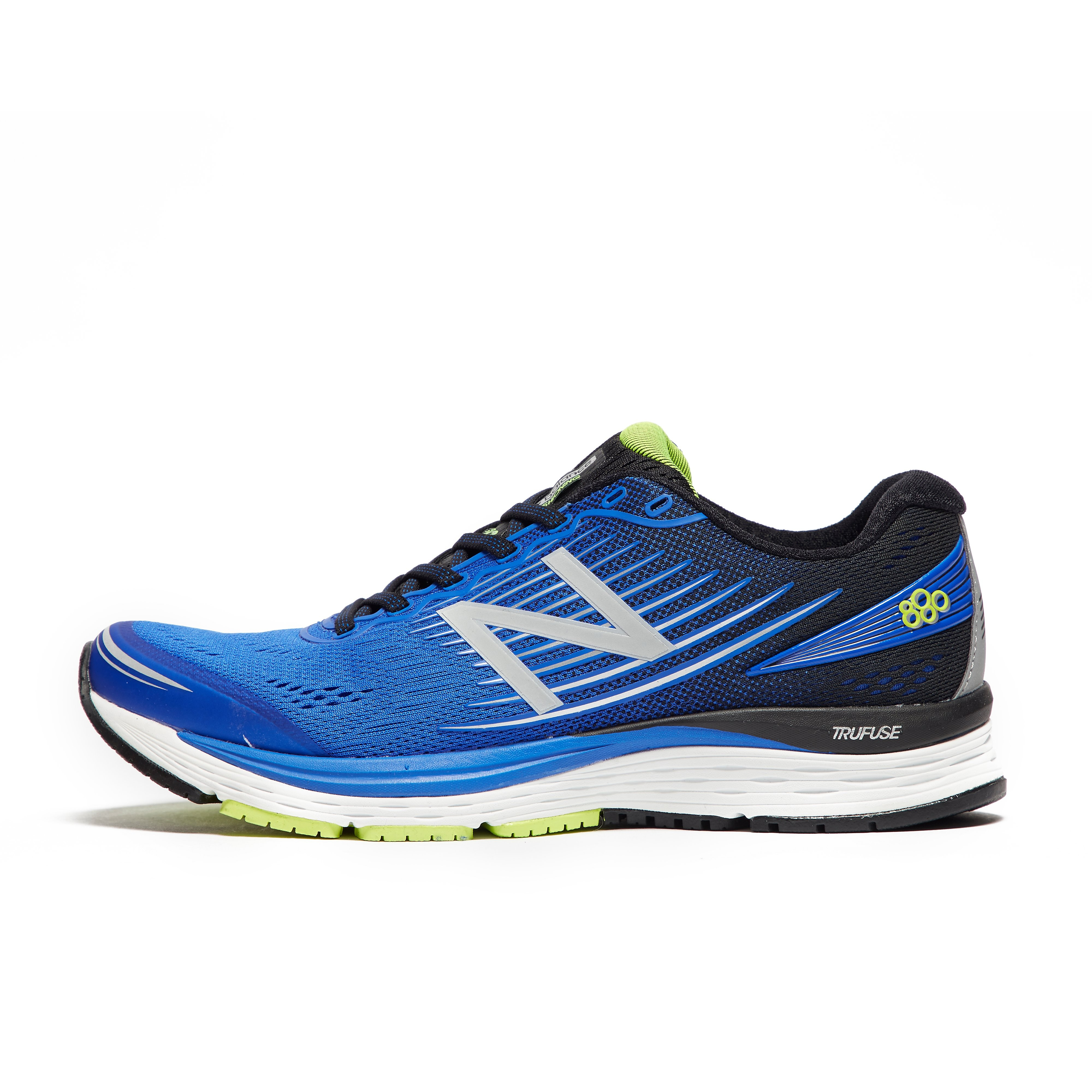 Mens Blue New Balance 880v8 Running Shoes