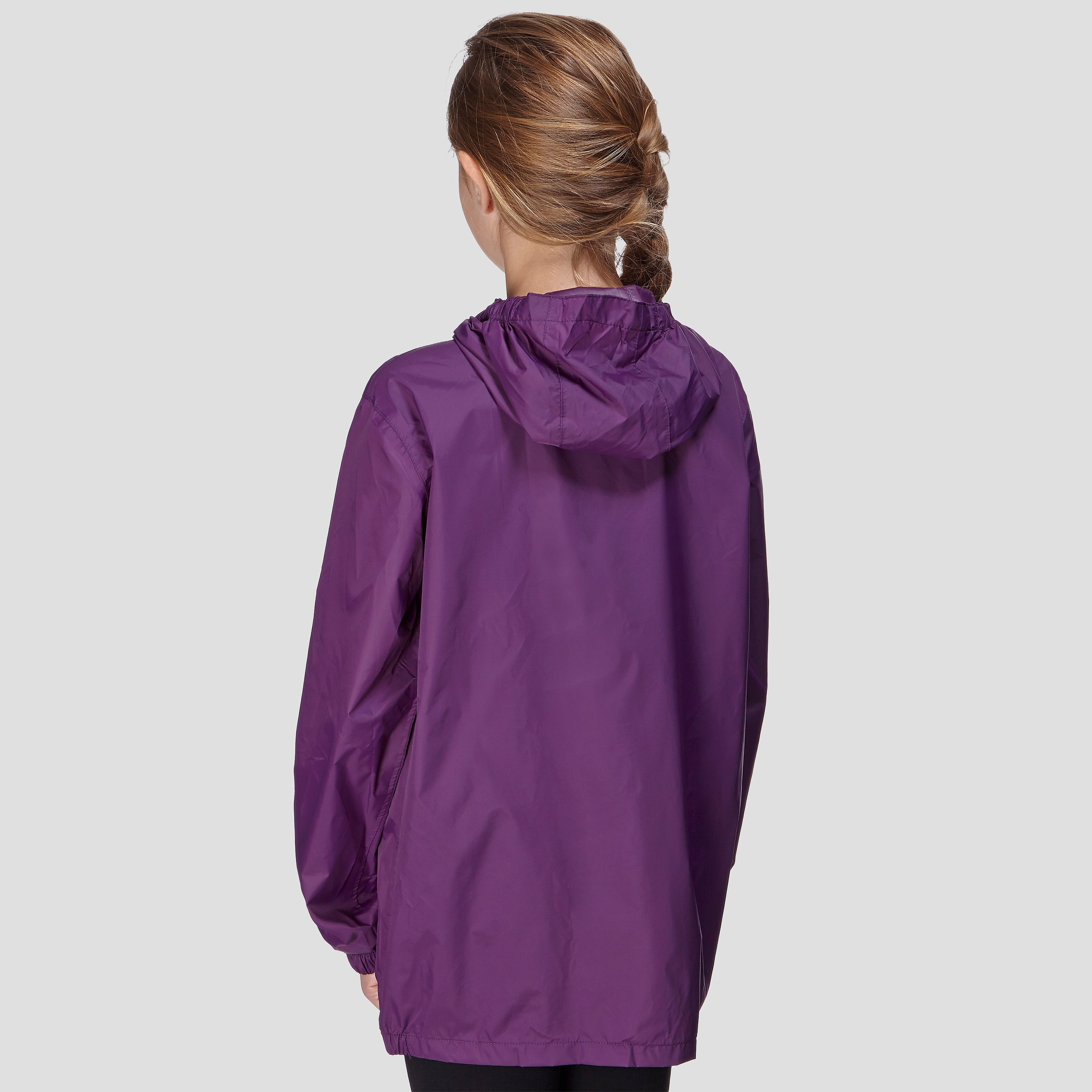 Peter Storm Girls' Packable Waterproof Jacket