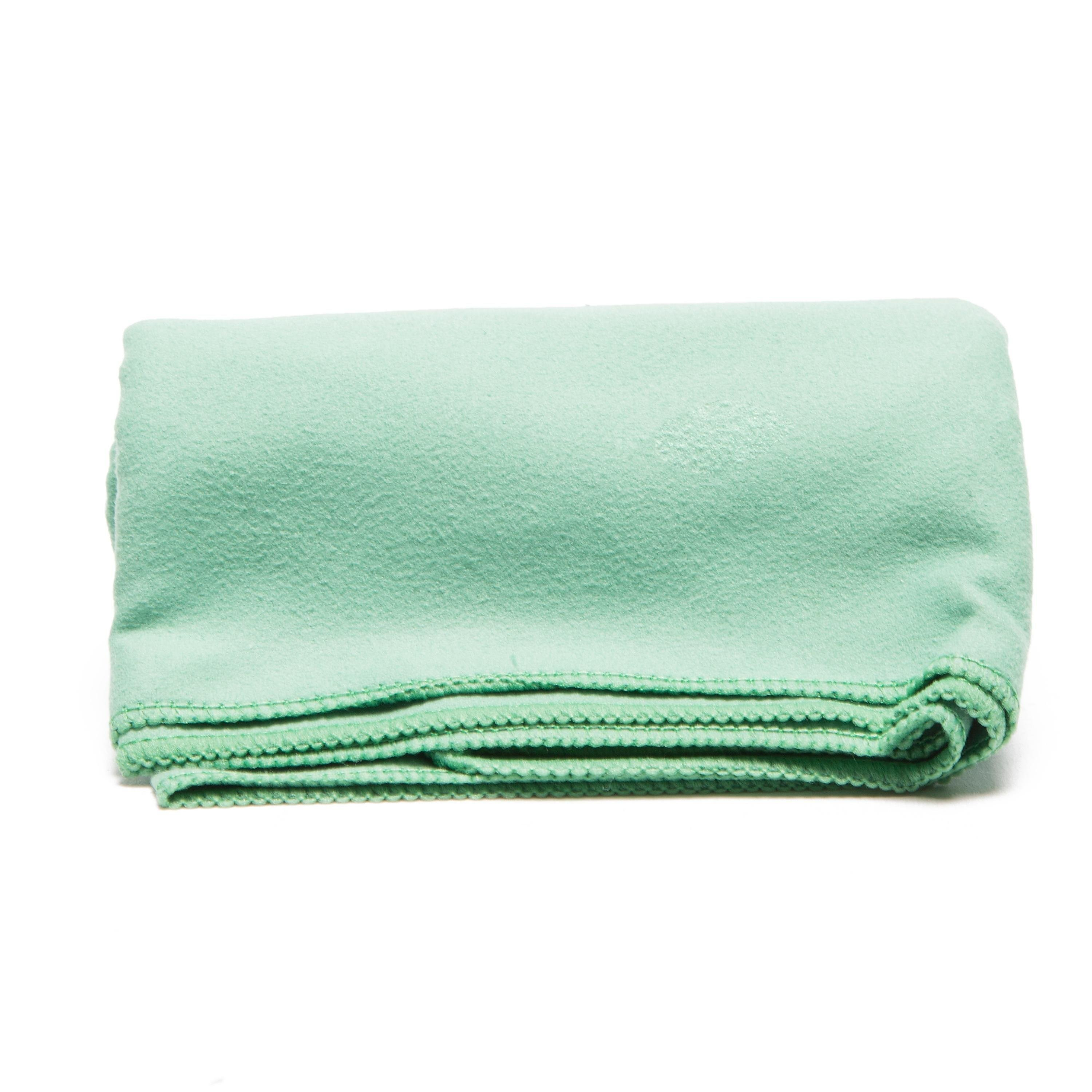 EUROHIKE Suede Microfibre Travel Towel - Small