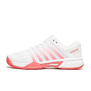 K-Swiss Hypercourt Express Light HB Women s Tennis Shoes ... 81a4dd3e526