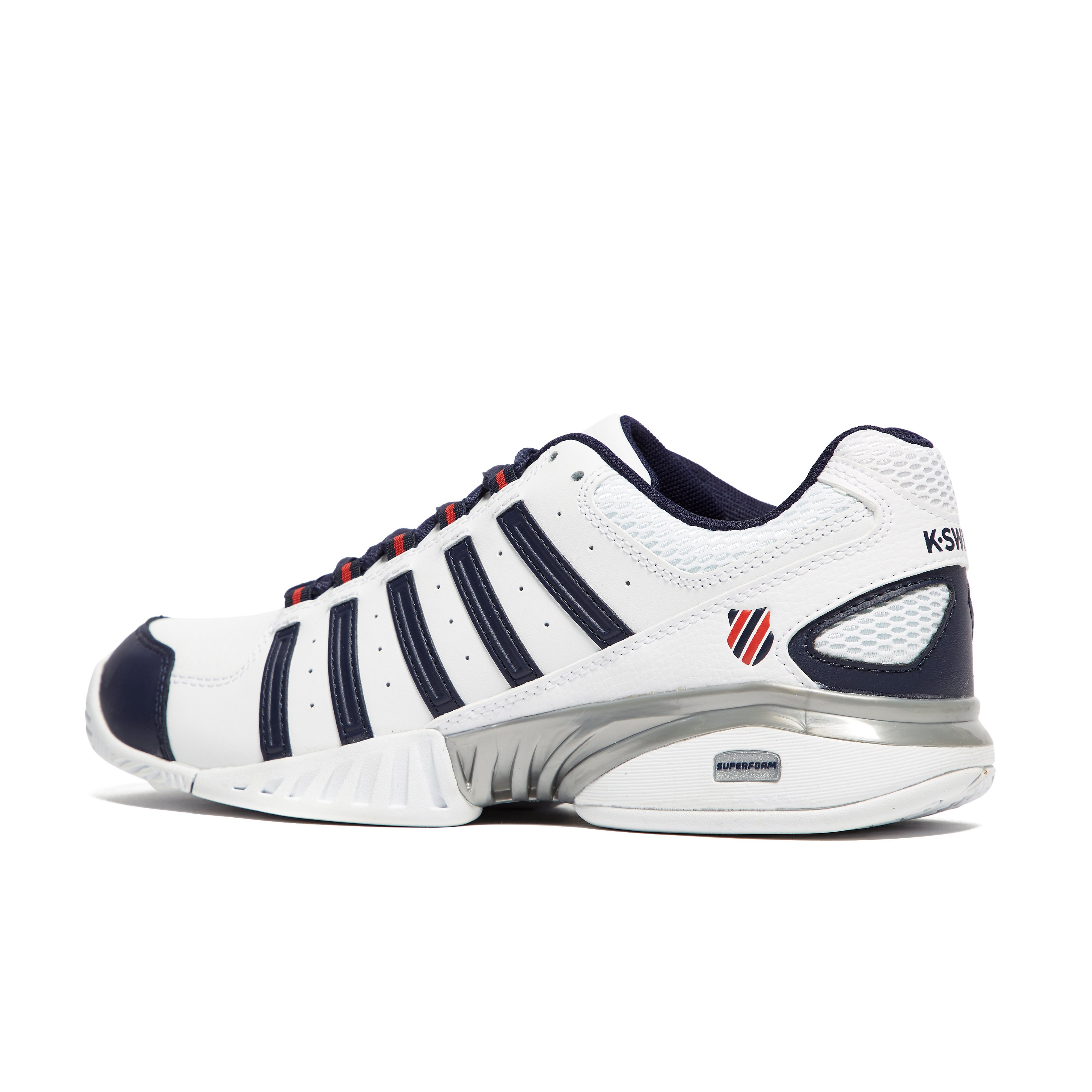 K-Swiss Receiver III All Court Men's Tennis Shoes