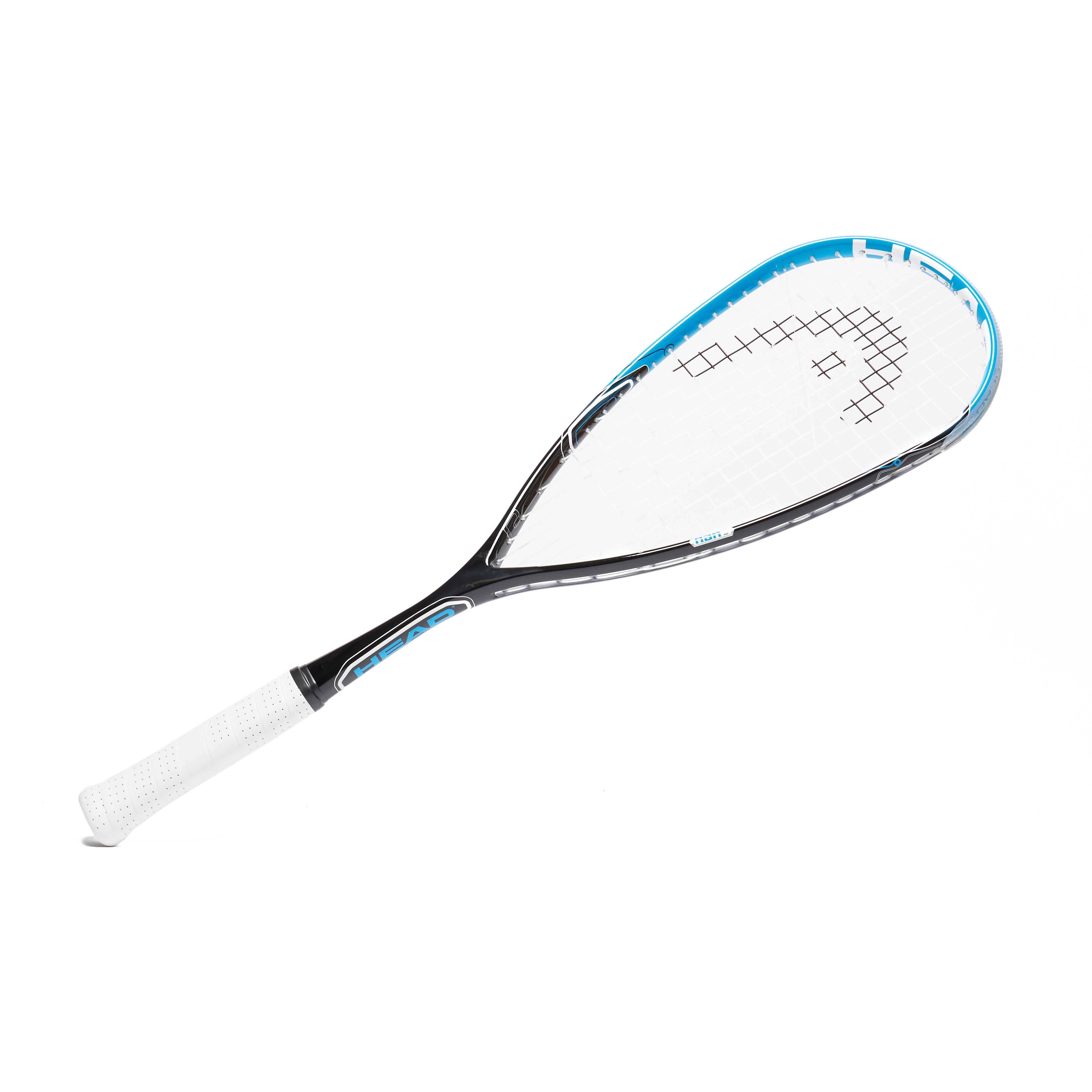 Head Nano Titanium Speed Squash Racket