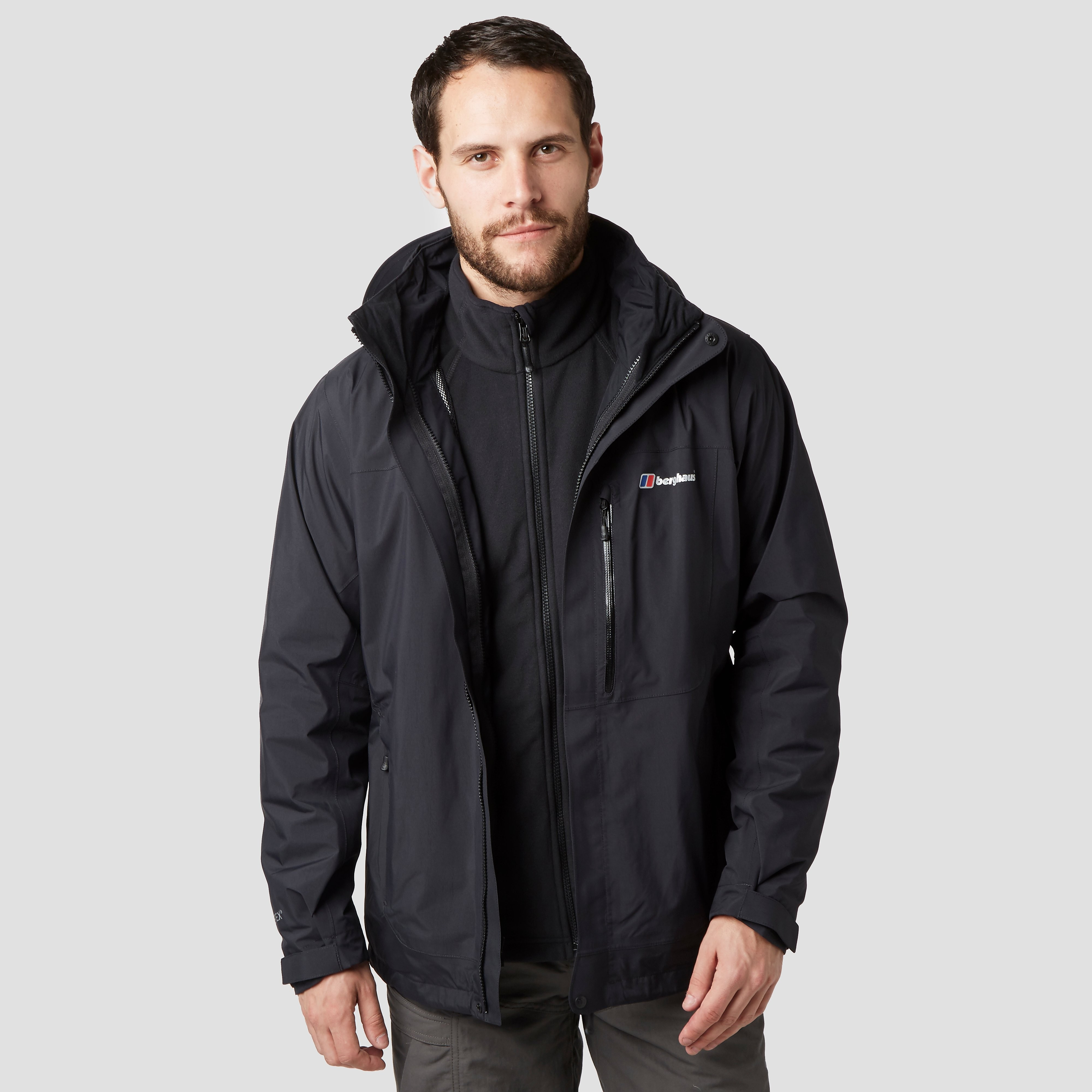 Berghaus Men's Arisdale 3 in 1 GORE-TEX Jacket