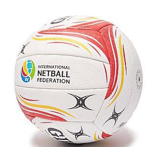 28cc17563e5 Gilbert Gilbert Flare Netball Match Ball Gilbert Gilbert Flare Netball  Match Ball